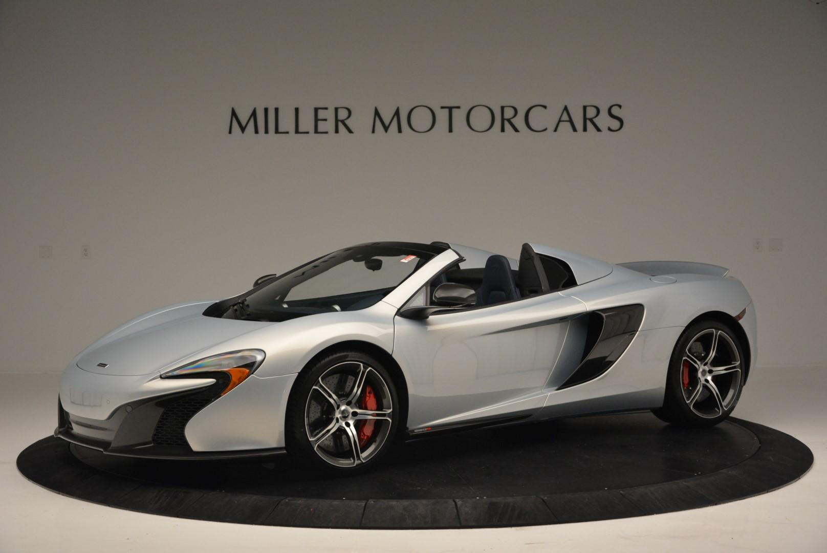 New 2016 McLaren 650S Spider  For Sale In Greenwich, CT 79_p2
