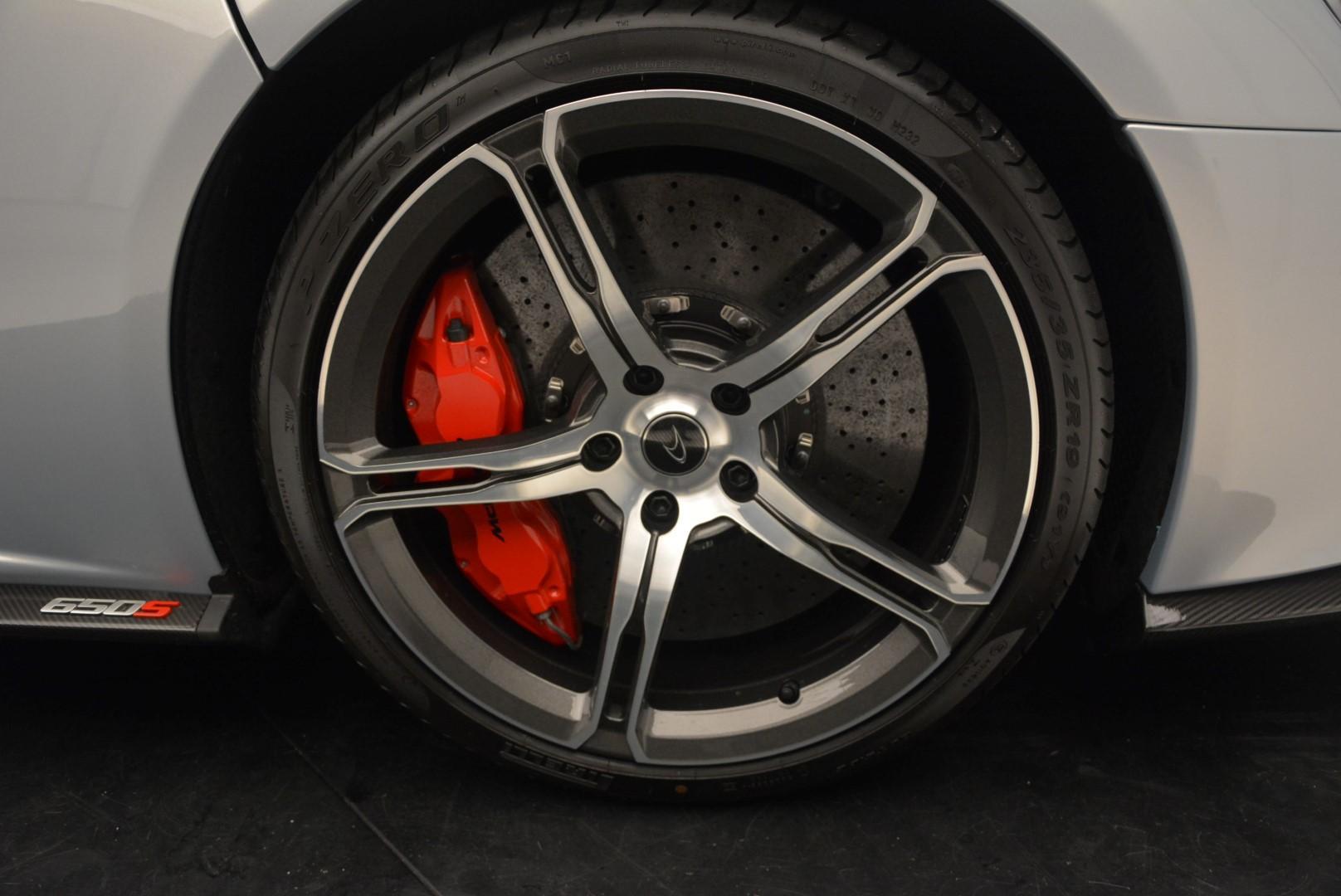 New 2016 McLaren 650S Spider  For Sale In Greenwich, CT 79_p31