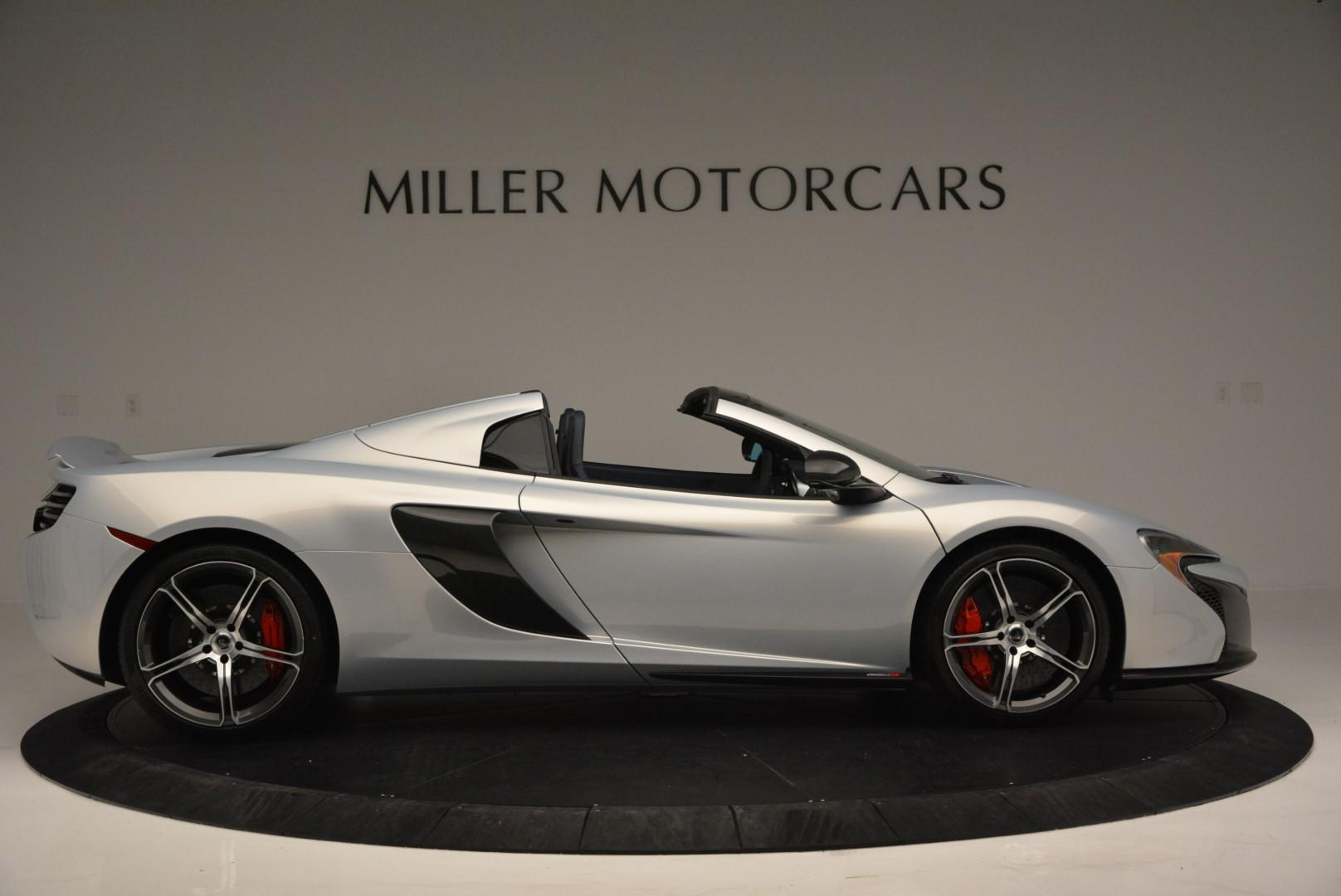 New 2016 McLaren 650S Spider  For Sale In Greenwich, CT 79_p9