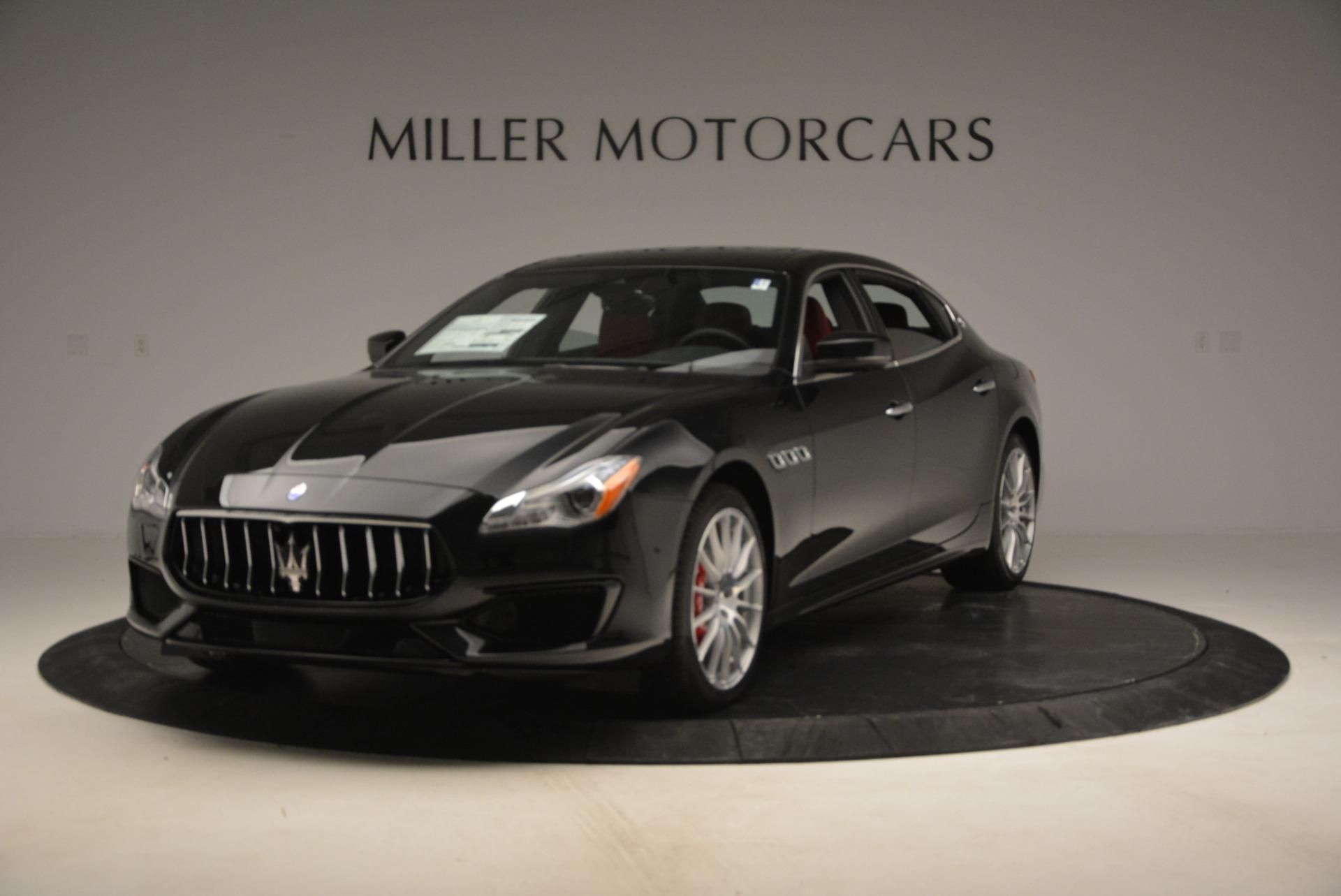 New 2017 Maserati Quattroporte S Q4 GranSport For Sale In Greenwich, CT 790_main
