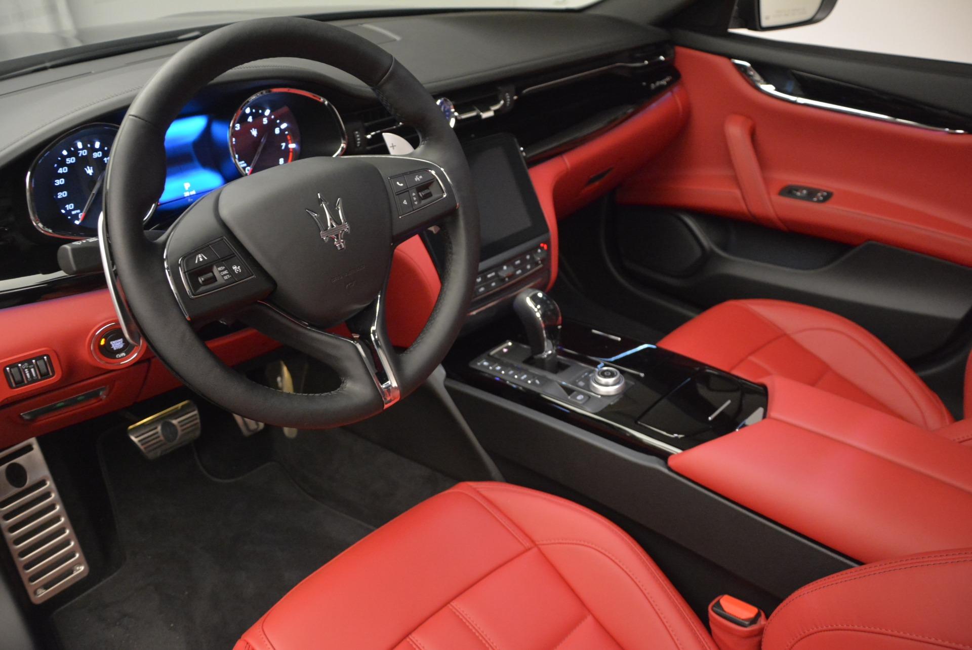 New 2017 Maserati Quattroporte S Q4 GranSport For Sale In Greenwich, CT 790_p13