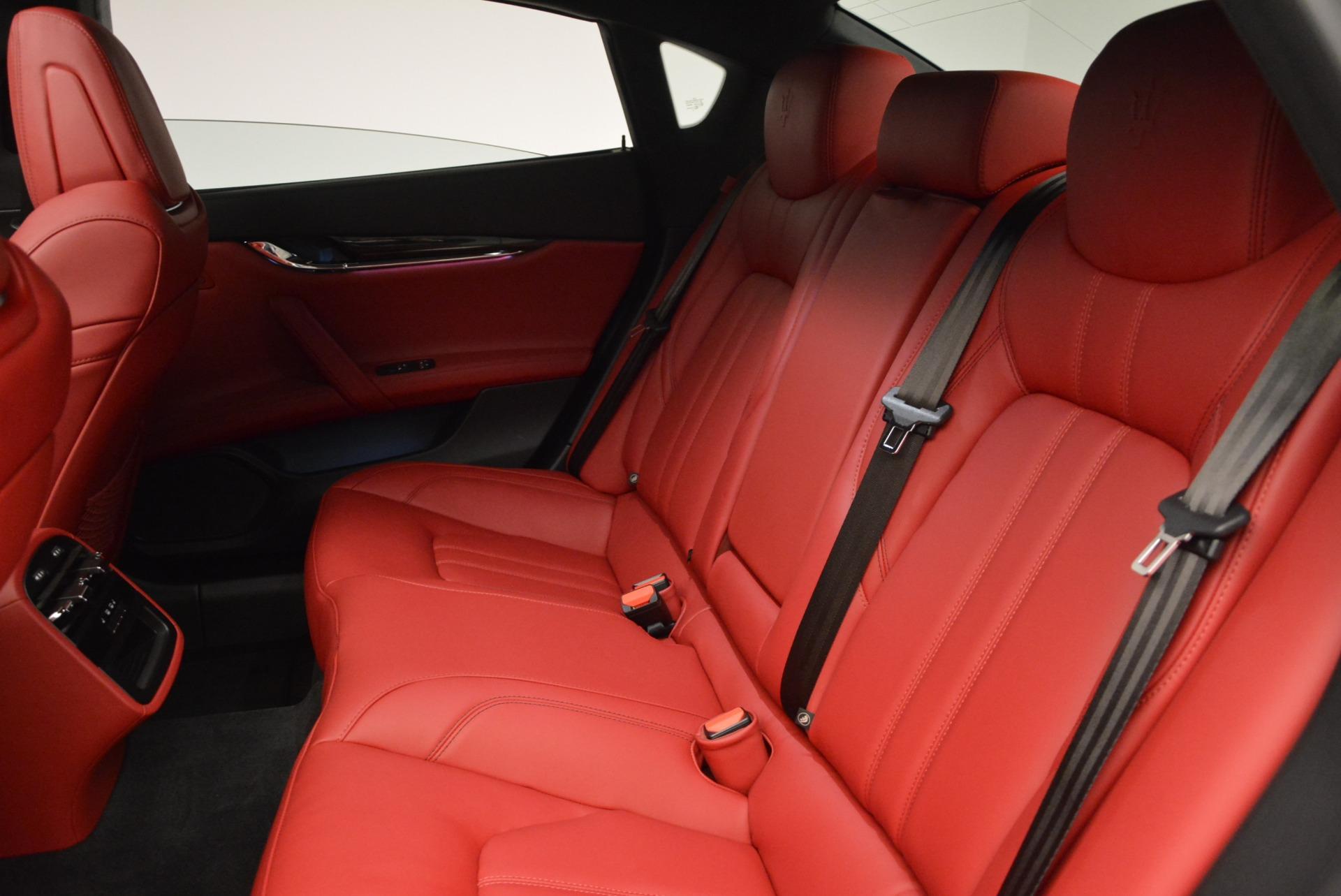New 2017 Maserati Quattroporte S Q4 GranSport For Sale In Greenwich, CT 790_p17