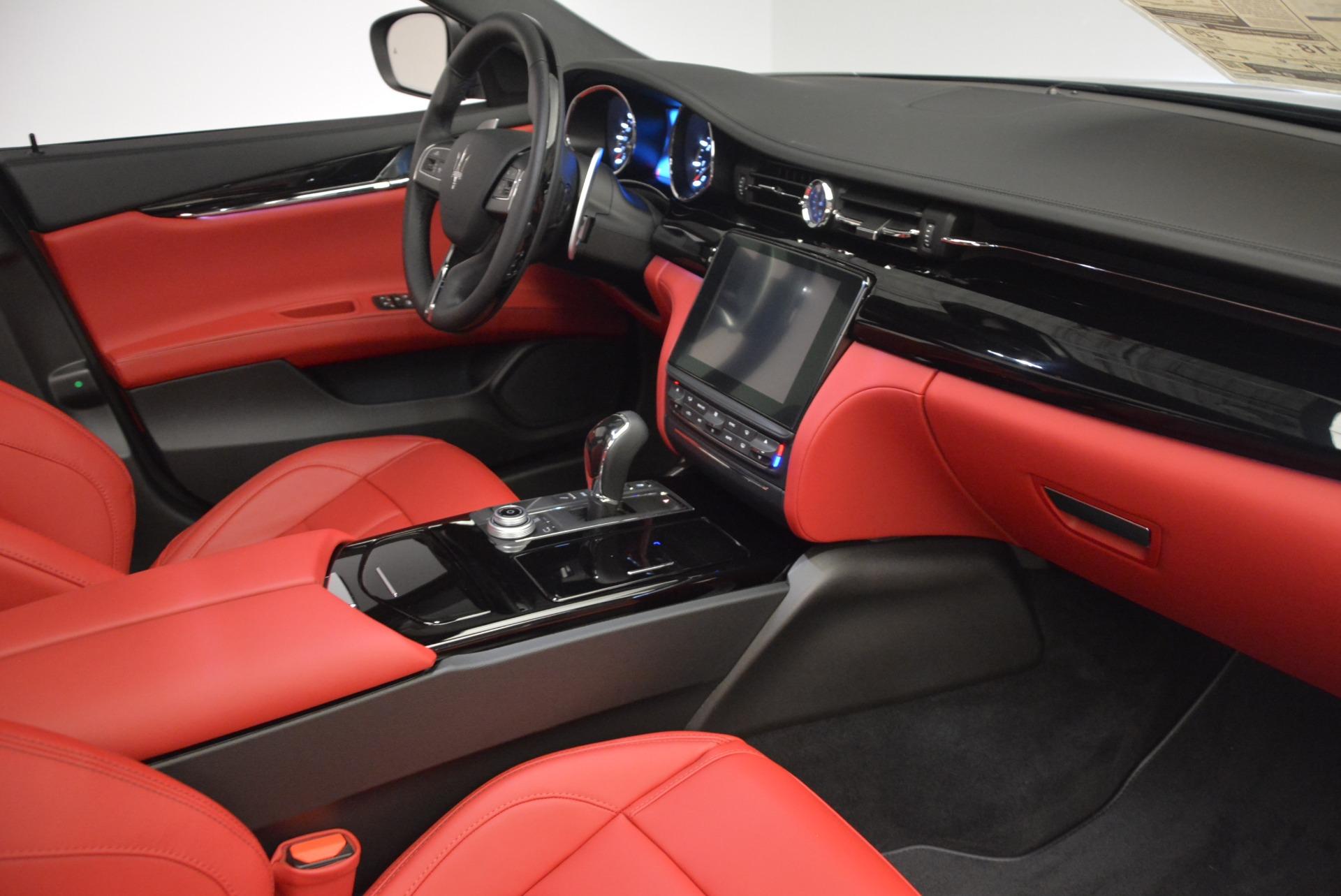 New 2017 Maserati Quattroporte S Q4 GranSport For Sale In Greenwich, CT 790_p19
