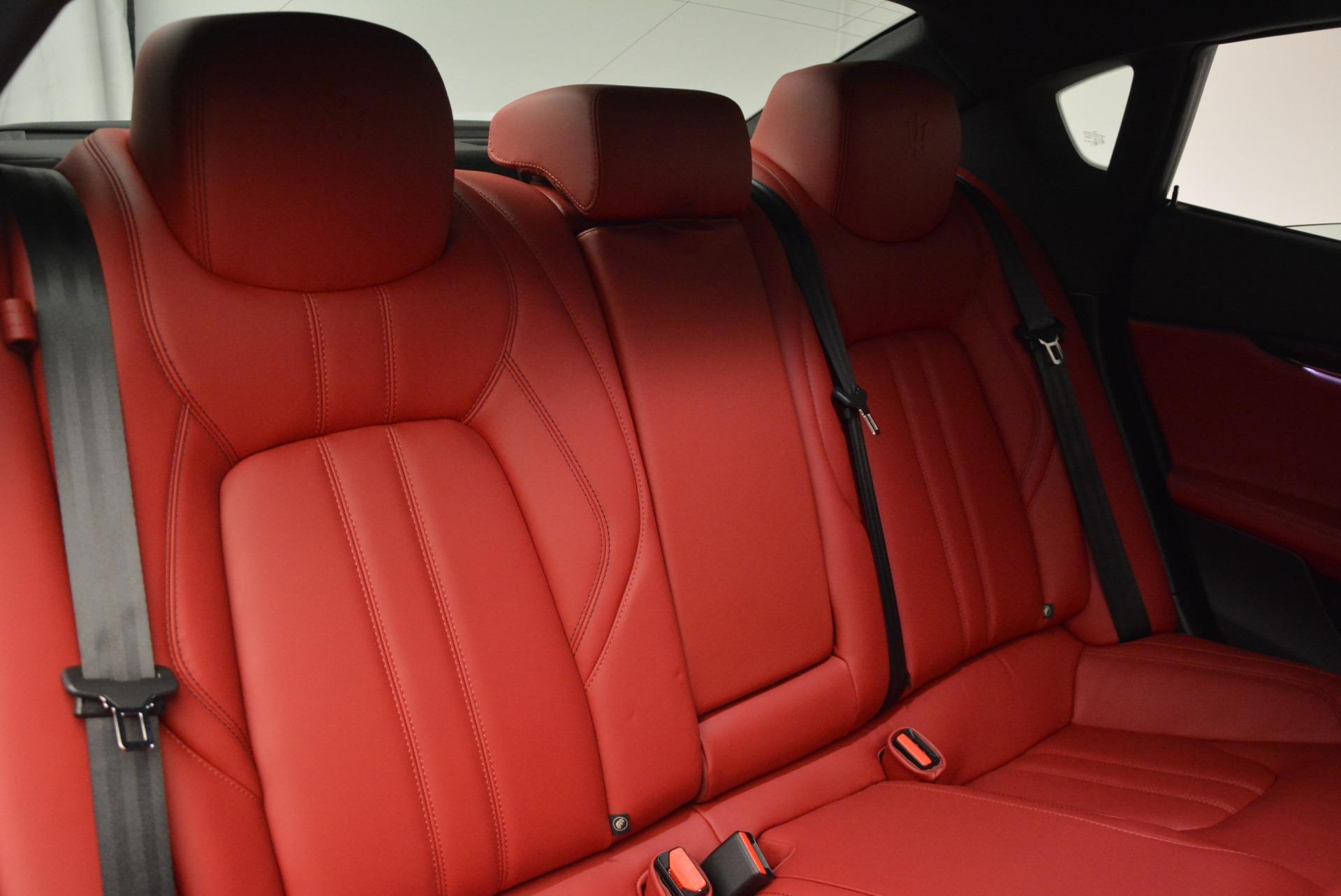 New 2017 Maserati Quattroporte S Q4 GranSport For Sale In Greenwich, CT 790_p22