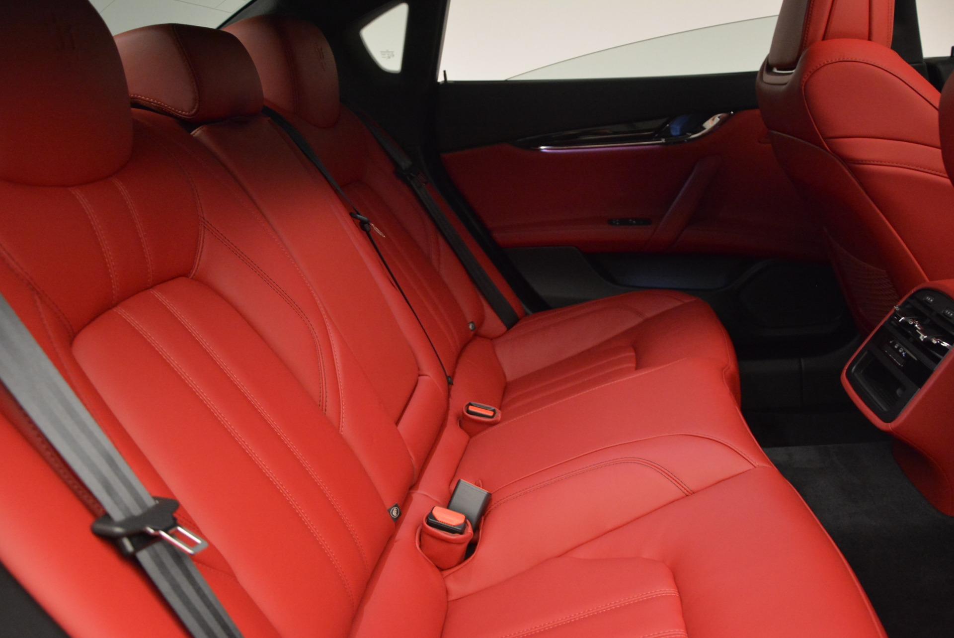 New 2017 Maserati Quattroporte S Q4 GranSport For Sale In Greenwich, CT 790_p23