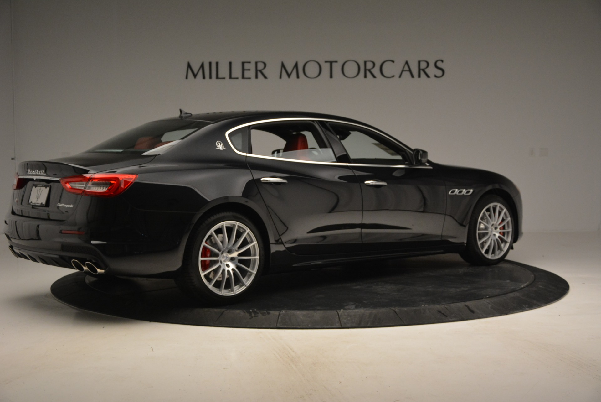 New 2017 Maserati Quattroporte S Q4 GranSport For Sale In Greenwich, CT 790_p8