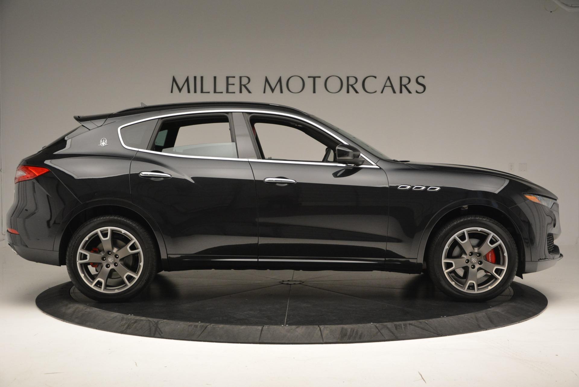 New 2017 Maserati Levante  For Sale In Greenwich, CT 791_p9