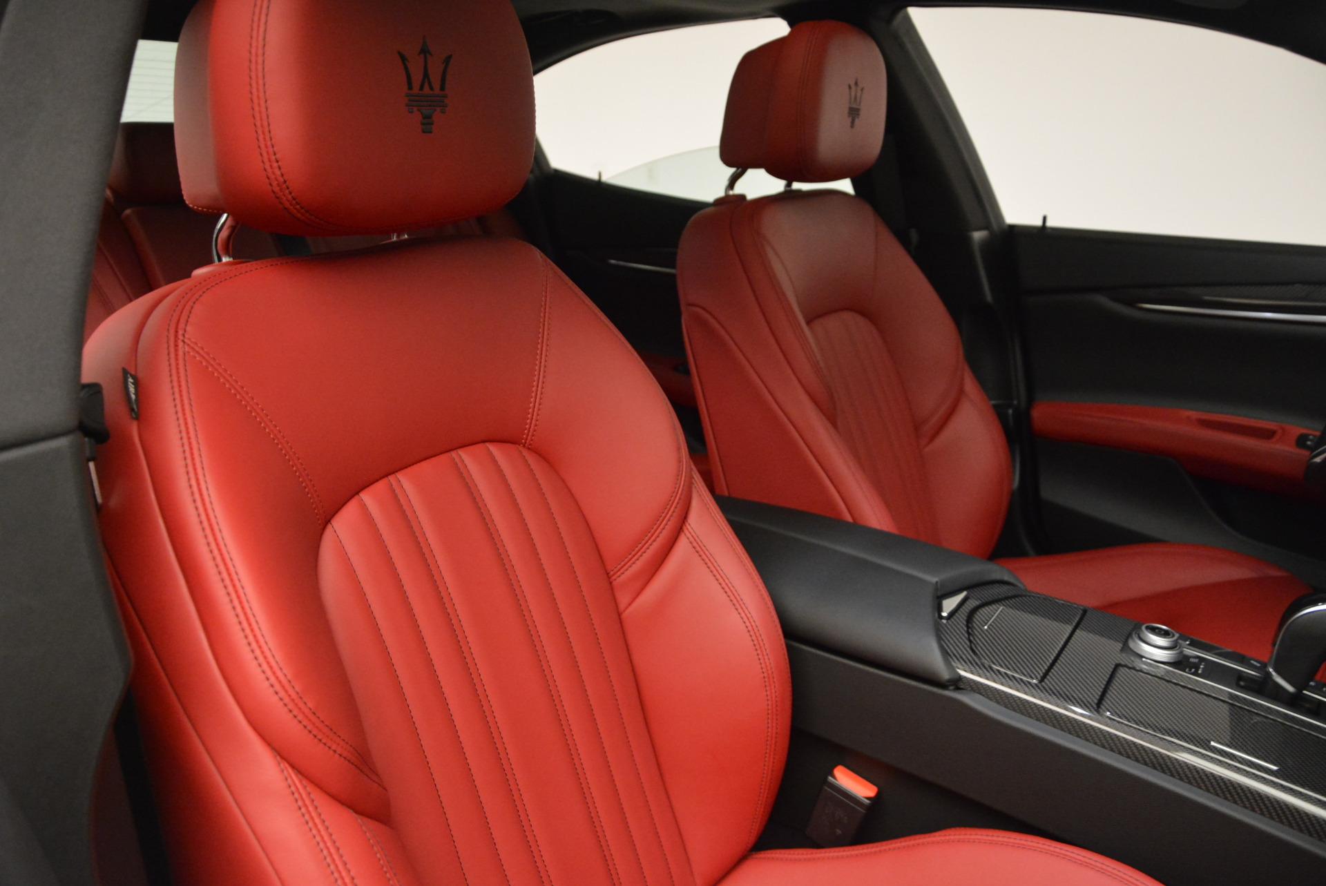 New 2017 Maserati Ghibli S Q4 For Sale In Greenwich, CT 792_p22