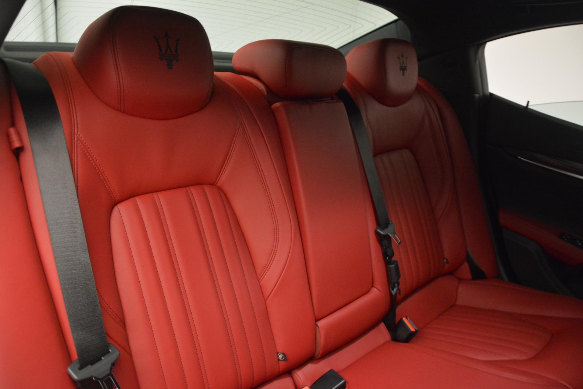 New 2017 Maserati Ghibli S Q4 For Sale In Greenwich, CT 792_p25