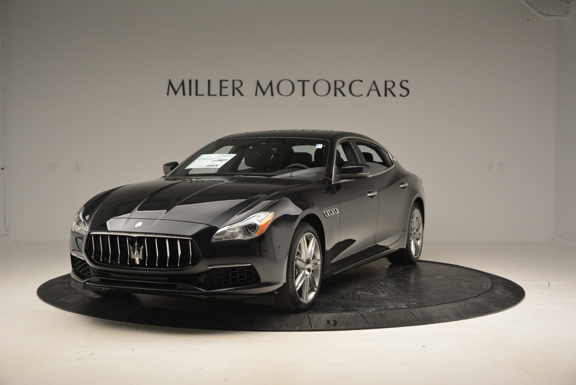 New 2017 Maserati Quattroporte S Q4 GranLusso For Sale In Greenwich, CT 793_main