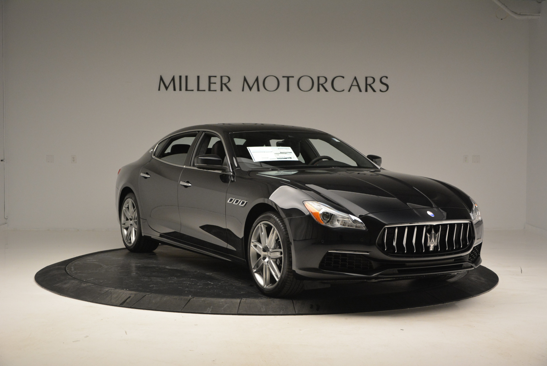 New 2017 Maserati Quattroporte S Q4 GranLusso For Sale In Greenwich, CT 793_p11