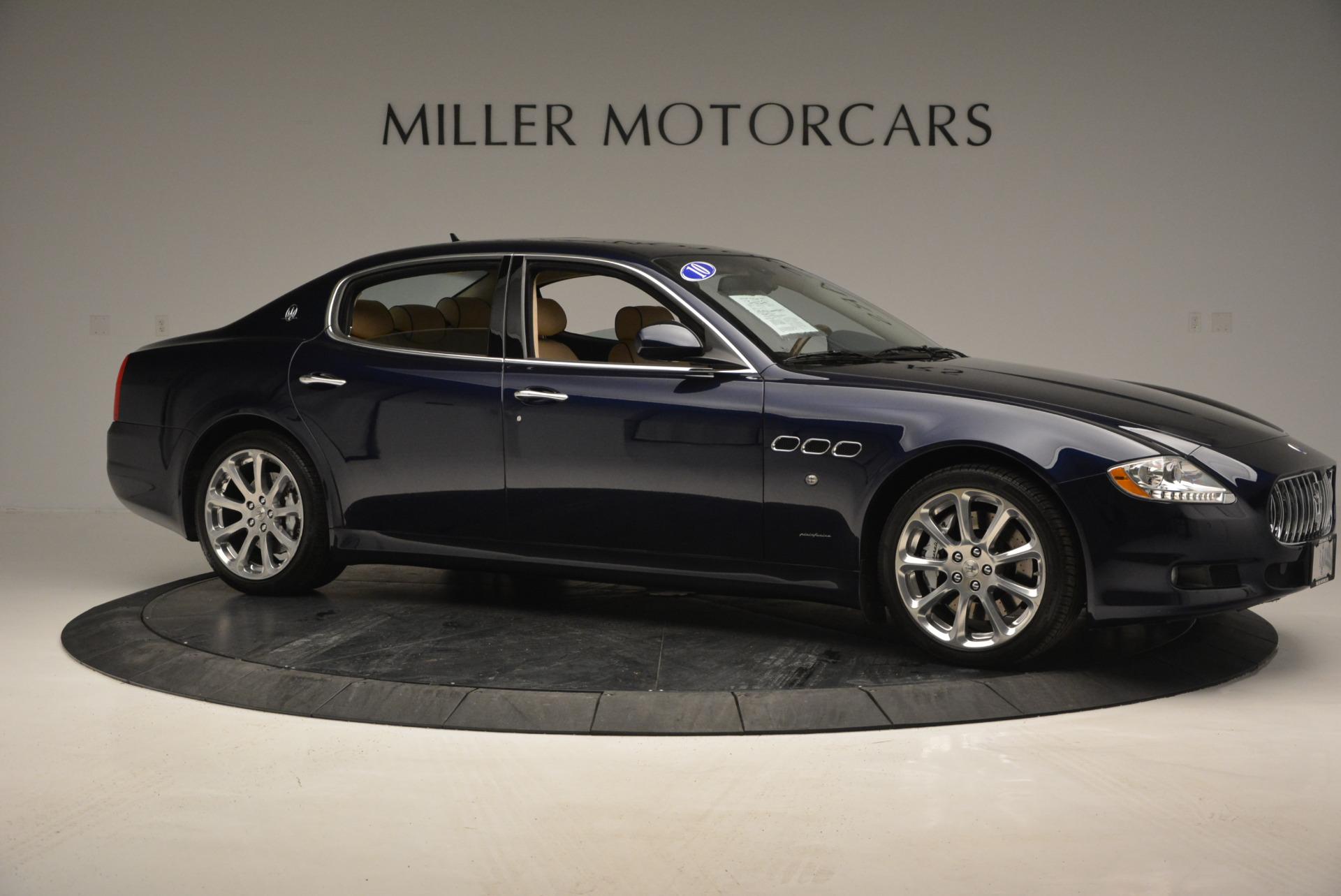 Used 2010 Maserati Quattroporte S For Sale In Greenwich, CT 795_p10