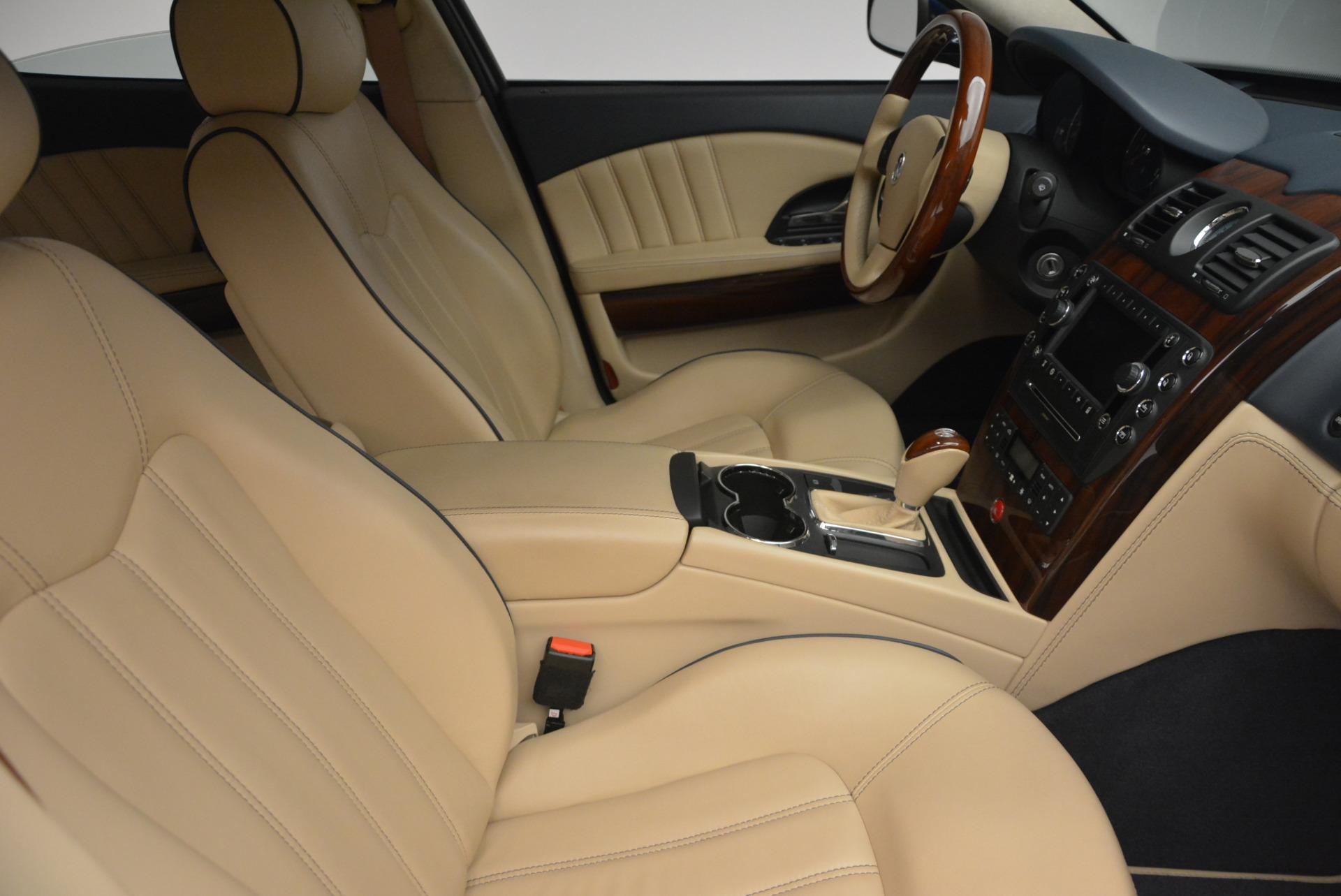 Used 2010 Maserati Quattroporte S For Sale In Greenwich, CT 795_p18