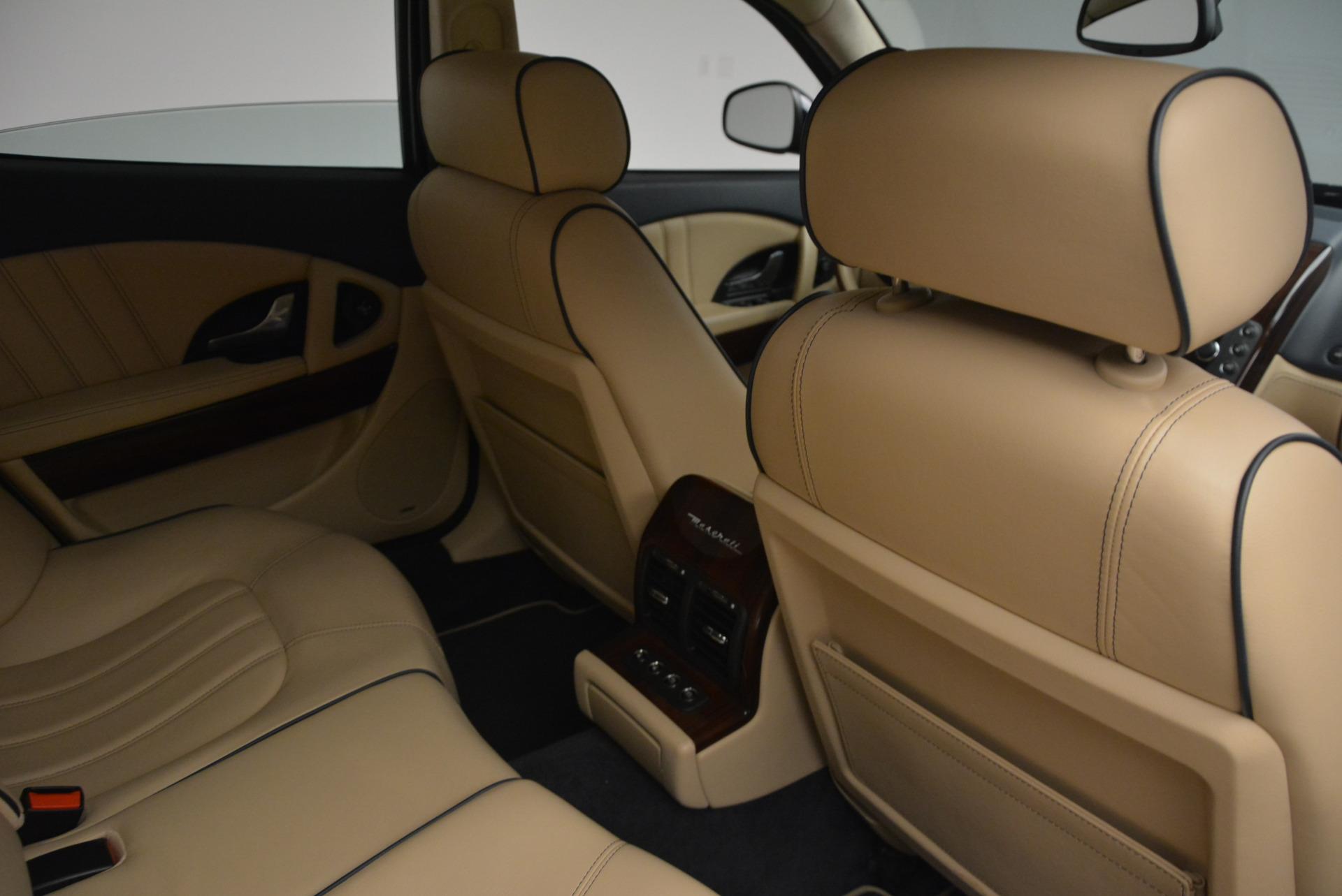 Used 2010 Maserati Quattroporte S For Sale In Greenwich, CT 795_p22
