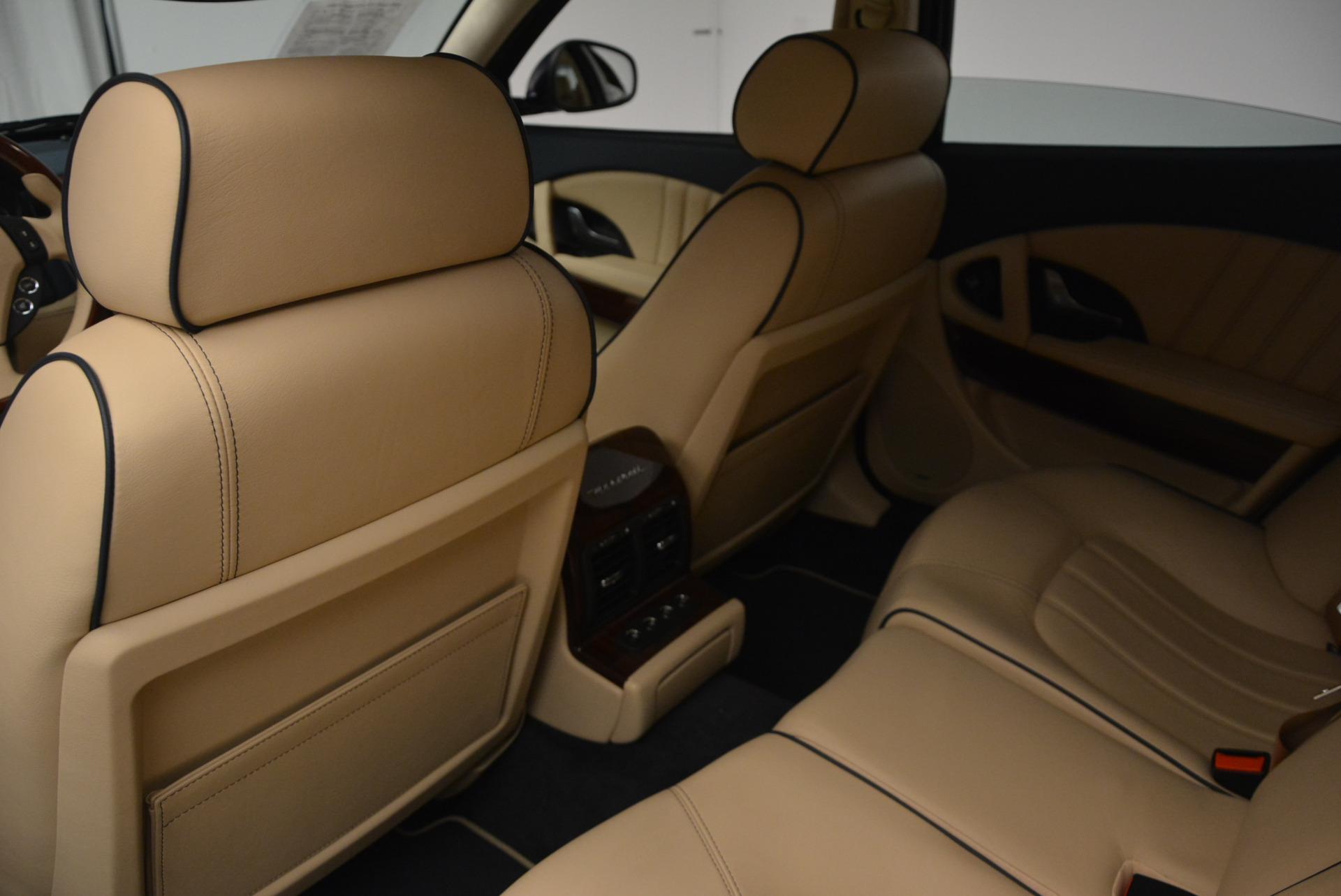 Used 2010 Maserati Quattroporte S For Sale In Greenwich, CT 795_p25