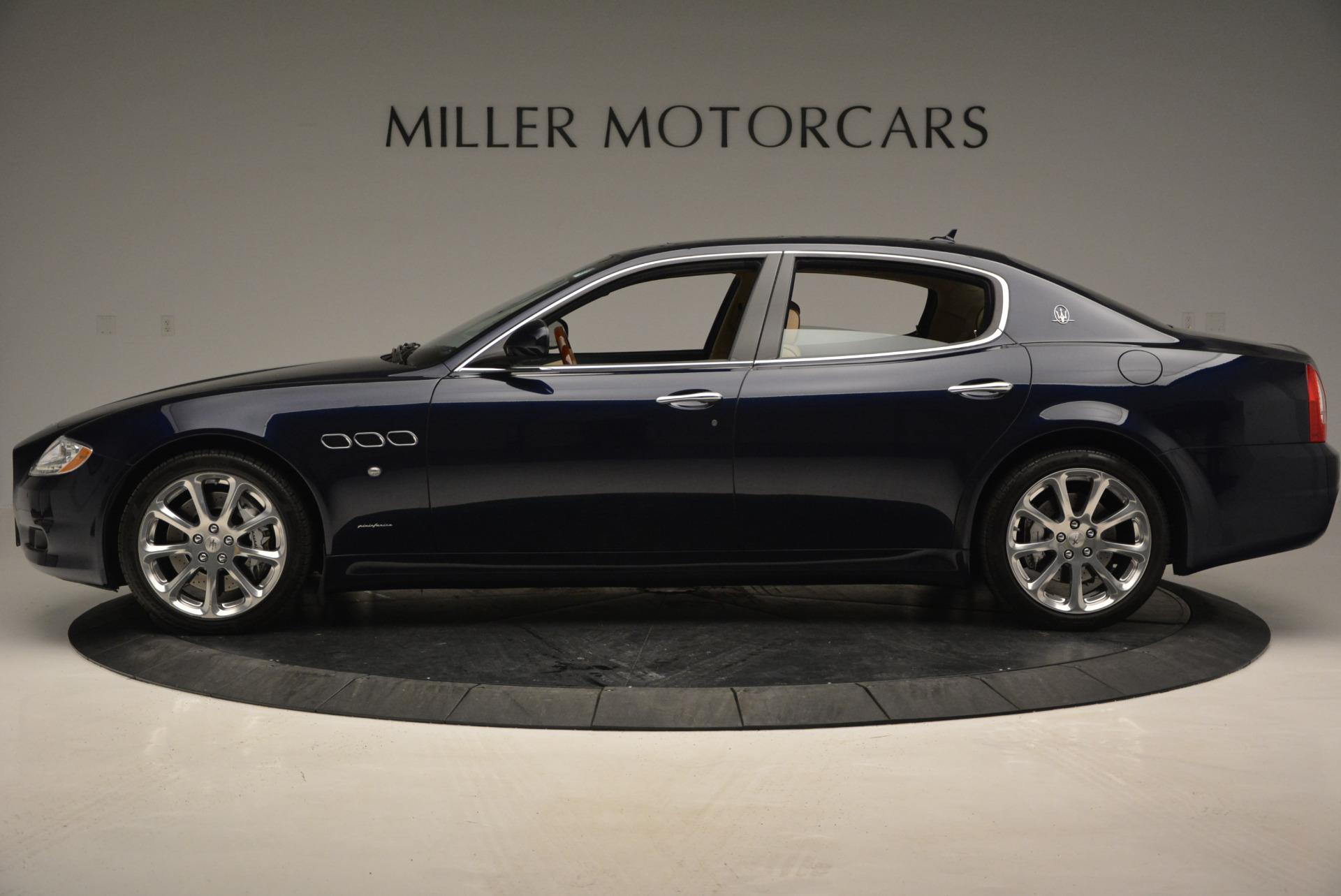 Used 2010 Maserati Quattroporte S For Sale In Greenwich, CT 795_p3