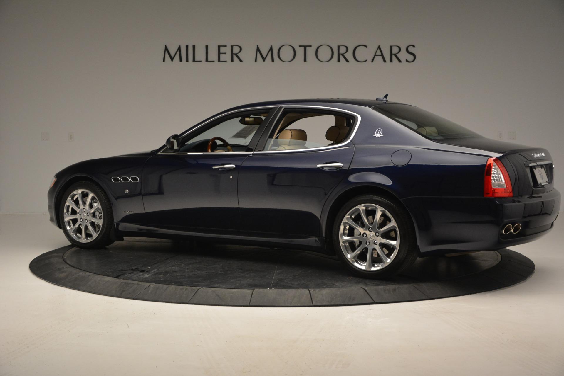 Used 2010 Maserati Quattroporte S For Sale In Greenwich, CT 795_p4