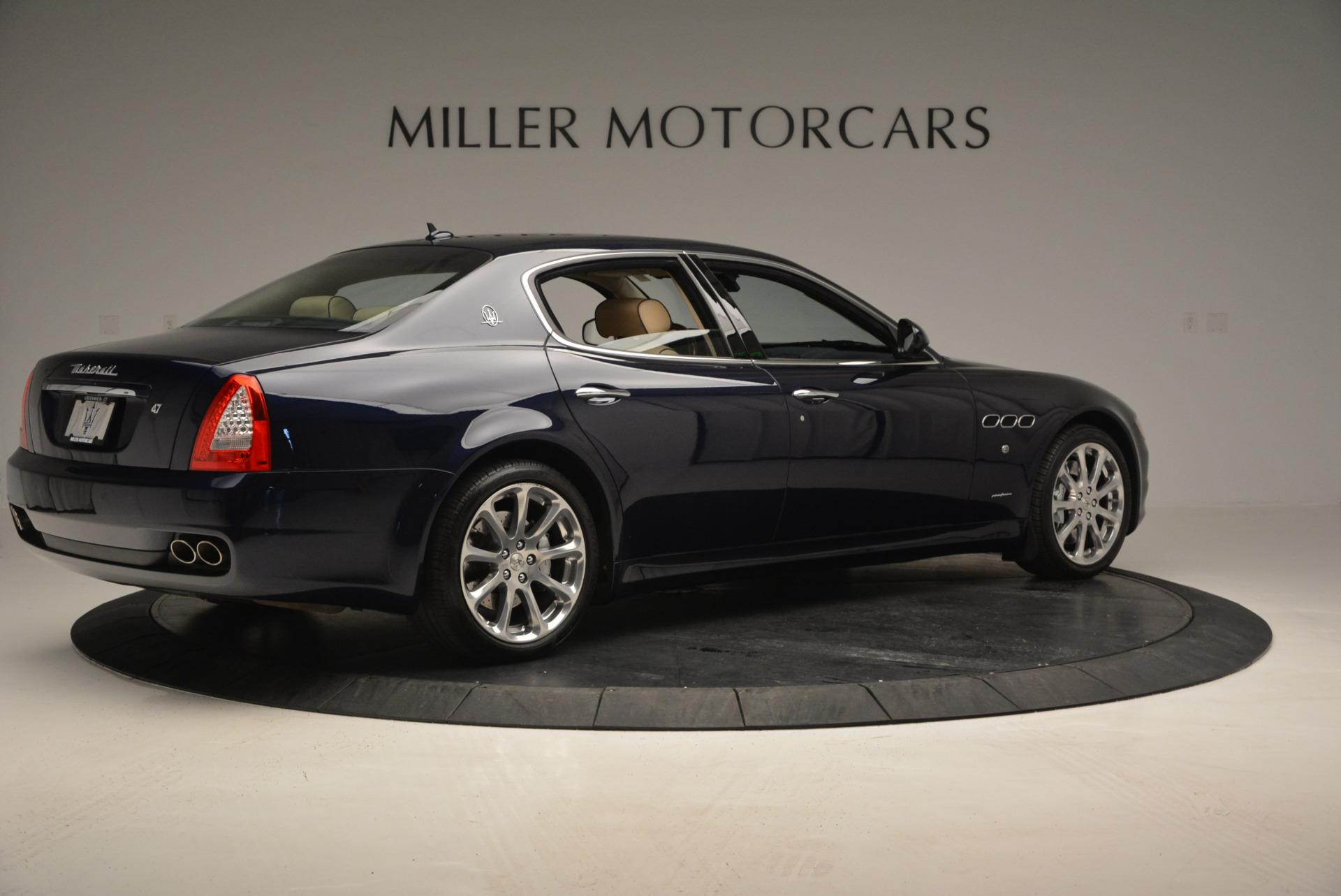 Used 2010 Maserati Quattroporte S For Sale In Greenwich, CT 795_p8