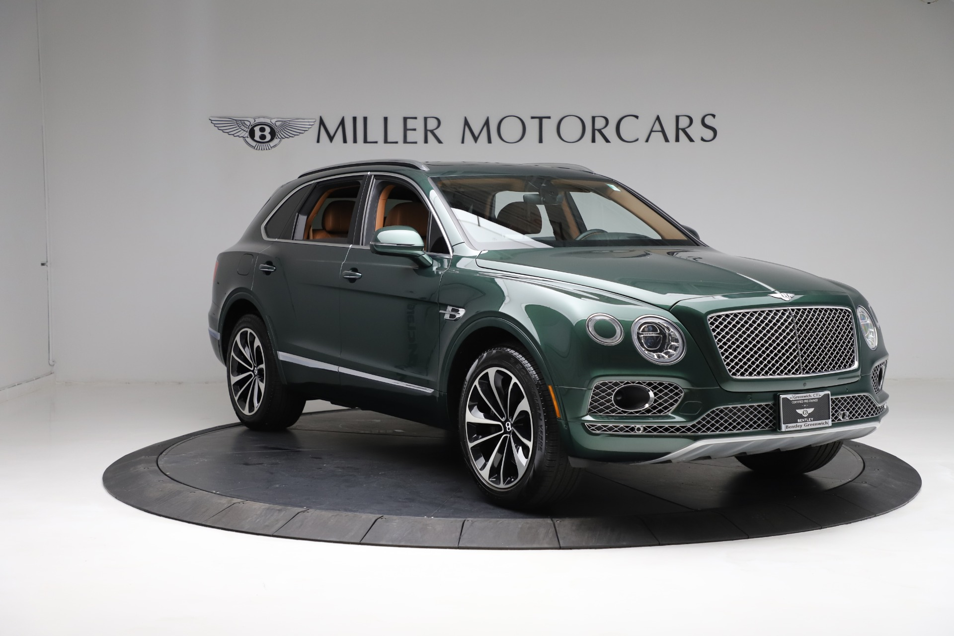 New 2017 Bentley Bentayga  For Sale In Greenwich, CT 796_p11