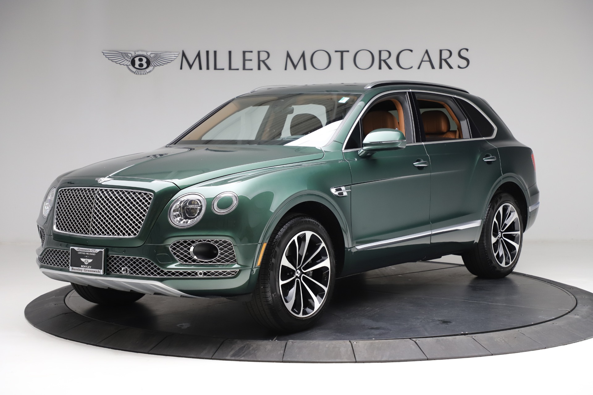 New 2017 Bentley Bentayga  For Sale In Greenwich, CT 796_p2