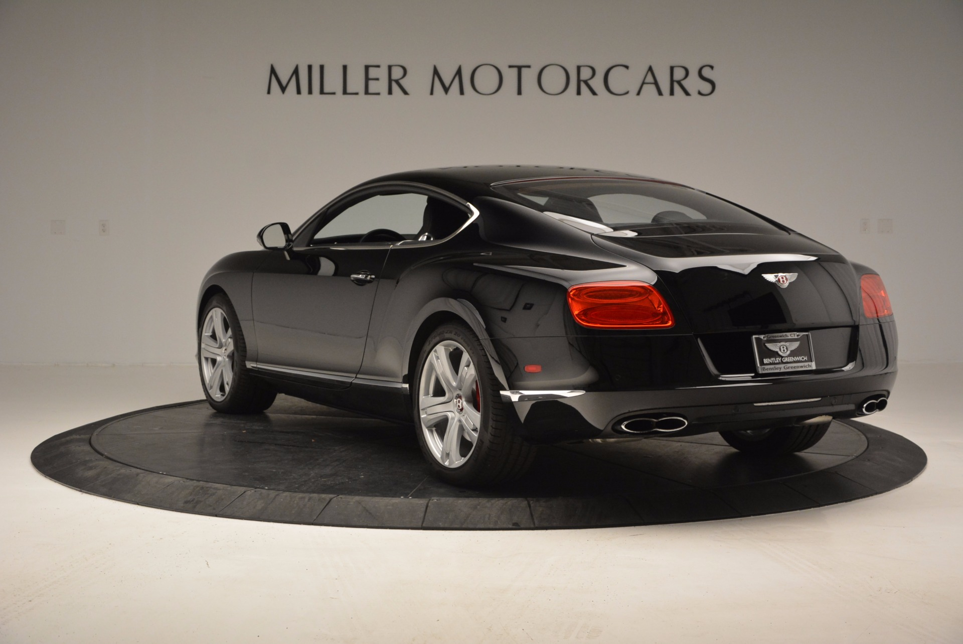 Used 2013 Bentley Continental GT V8 For Sale In Greenwich, CT 797_p5