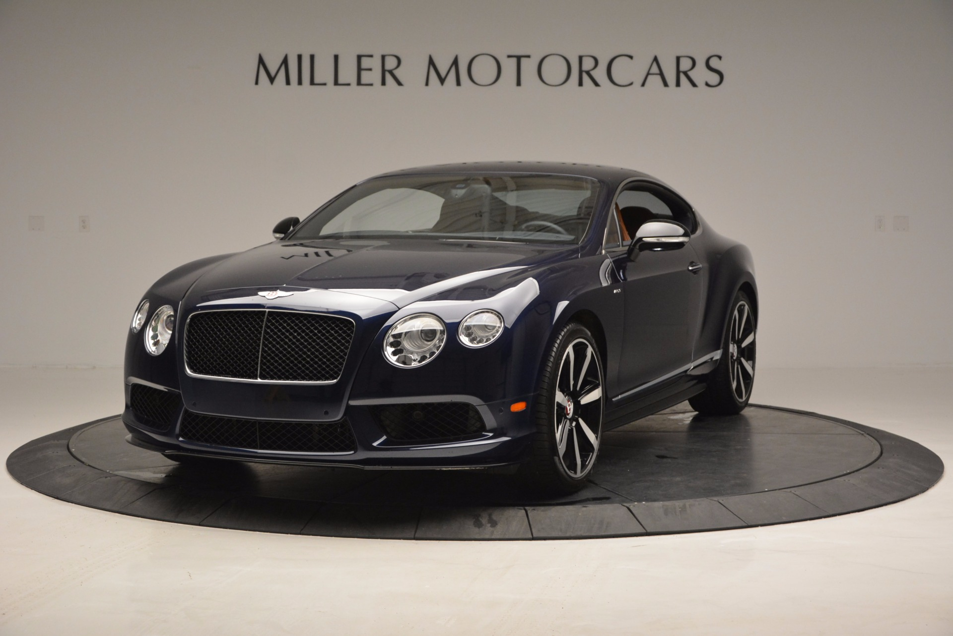 Used 2015 Bentley Continental GT V8 S For Sale In Greenwich, CT 798_main