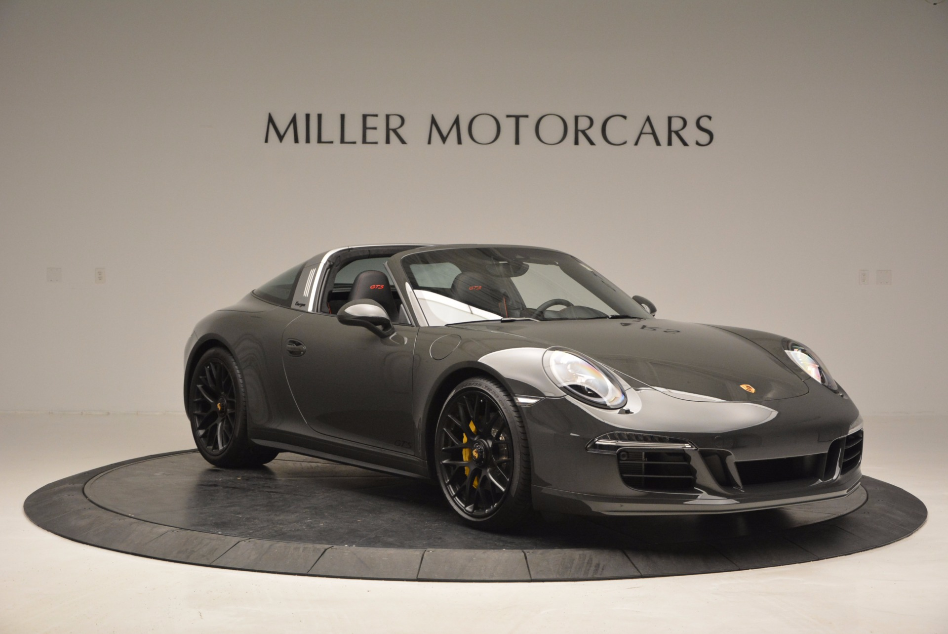 Used 2016 Porsche 911 Targa 4 GTS For Sale In Greenwich, CT 799_p11