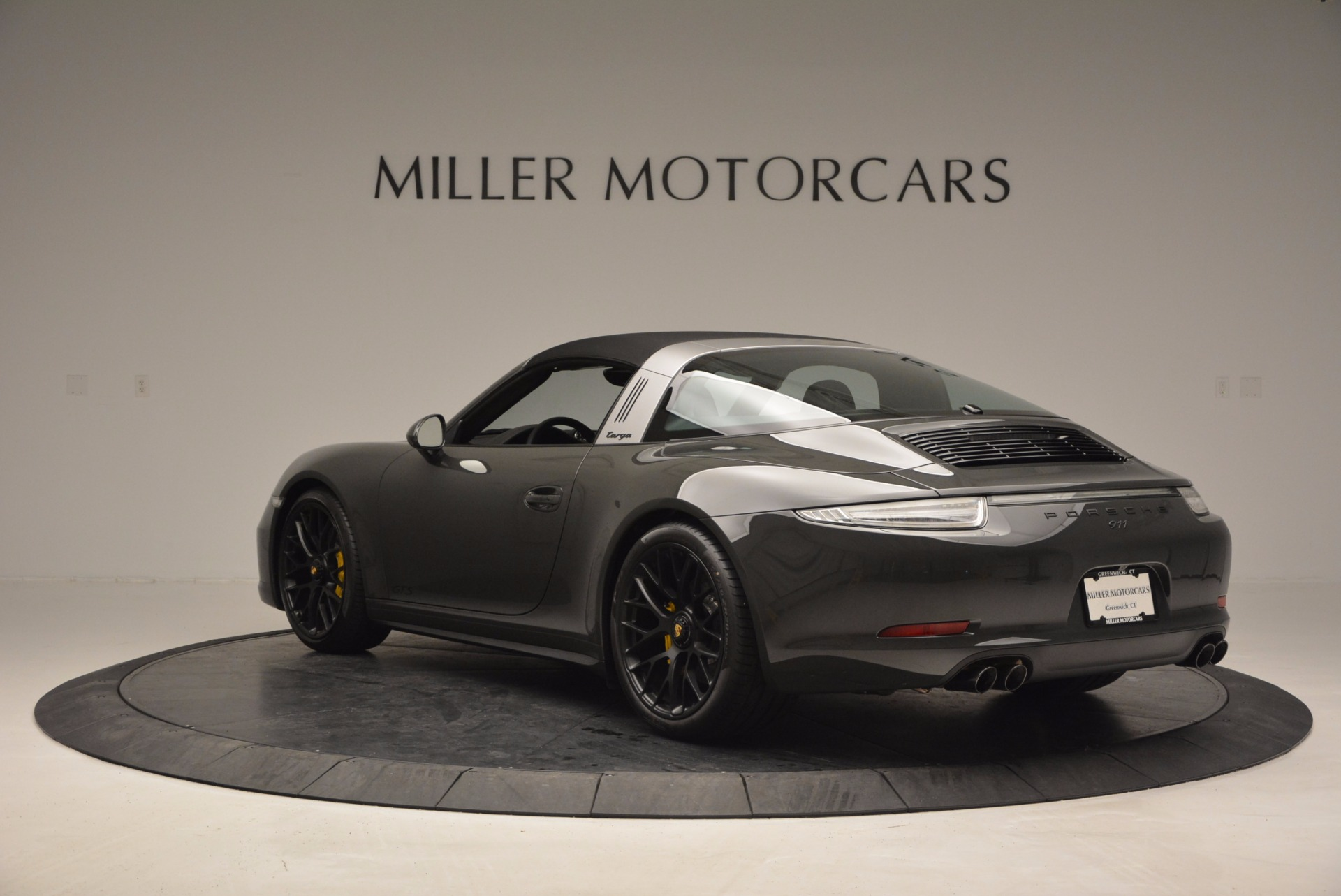 Used 2016 Porsche 911 Targa 4 GTS For Sale In Greenwich, CT 799_p16