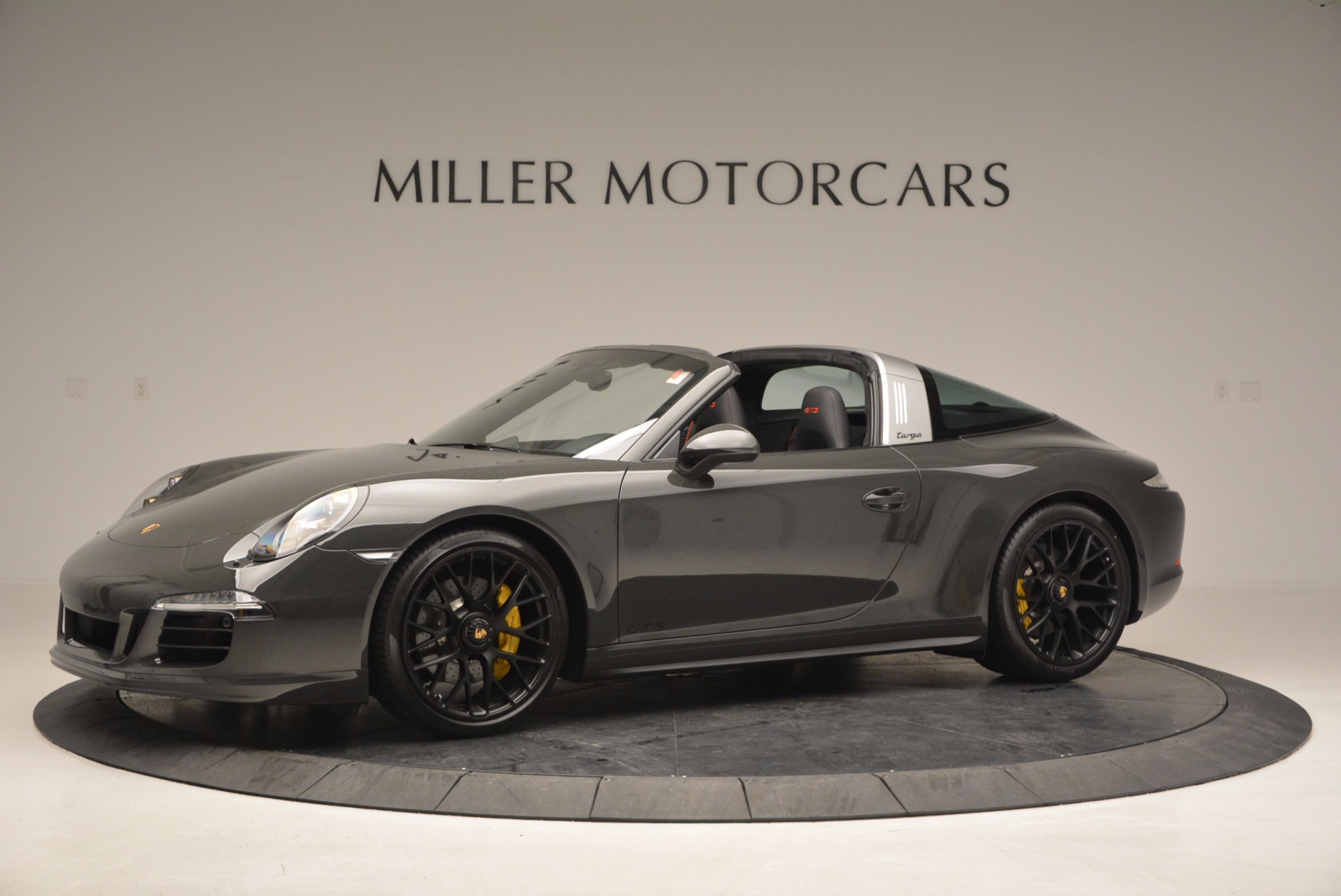 Used 2016 Porsche 911 Targa 4 GTS For Sale In Greenwich, CT 799_p2