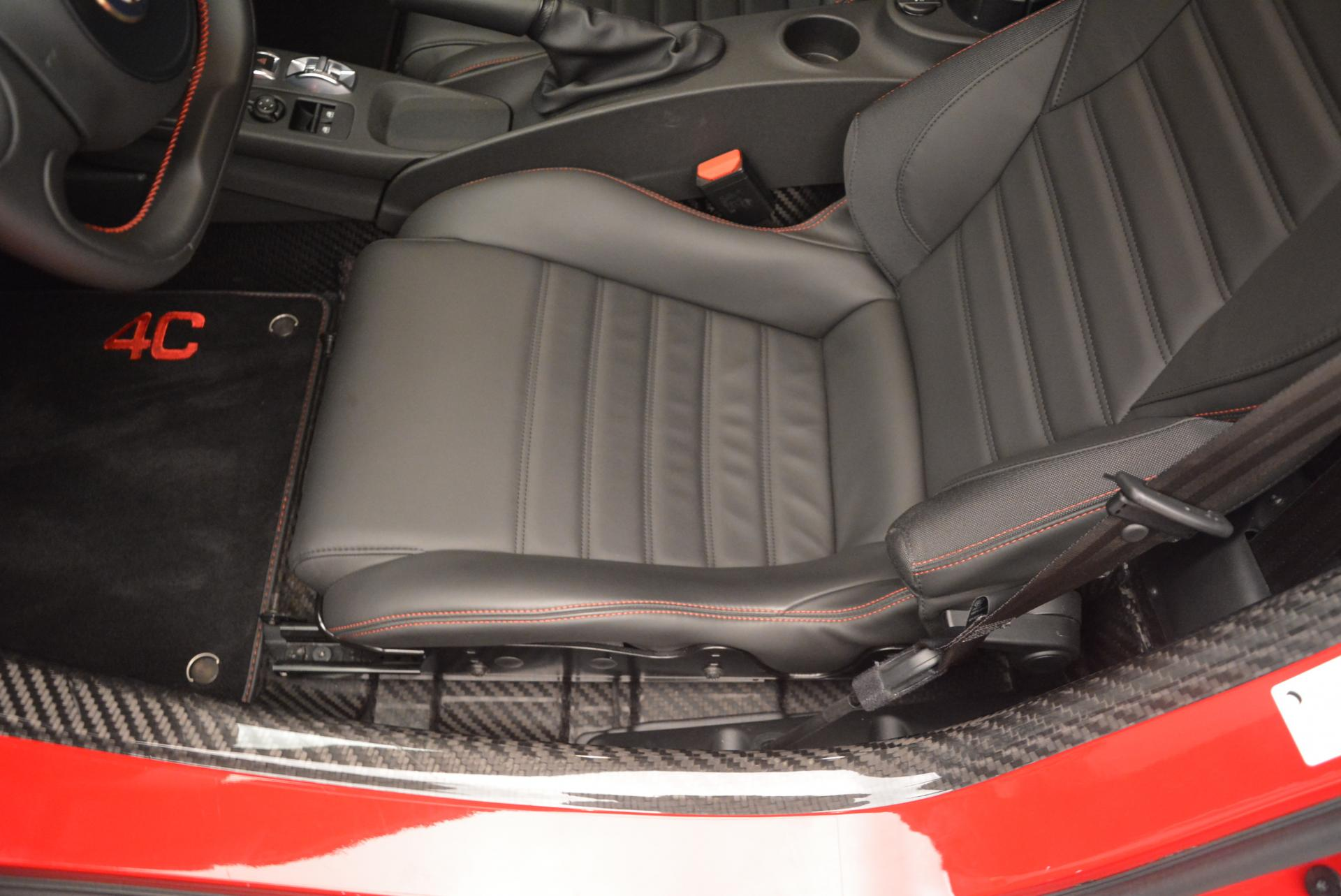 Used 2015 Alfa Romeo 4C  For Sale In Greenwich, CT 8_p17
