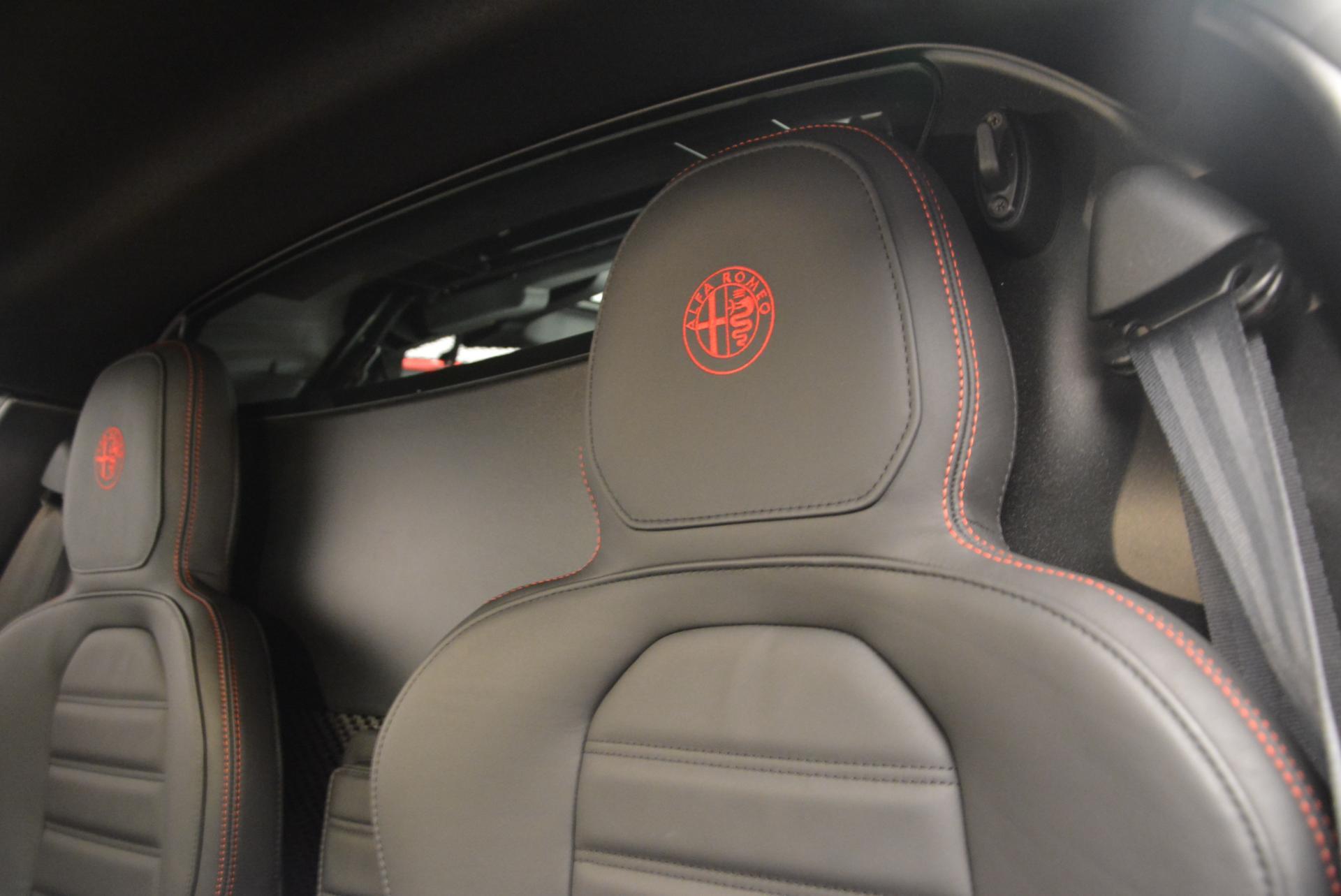 Used 2015 Alfa Romeo 4C  For Sale In Greenwich, CT 8_p18