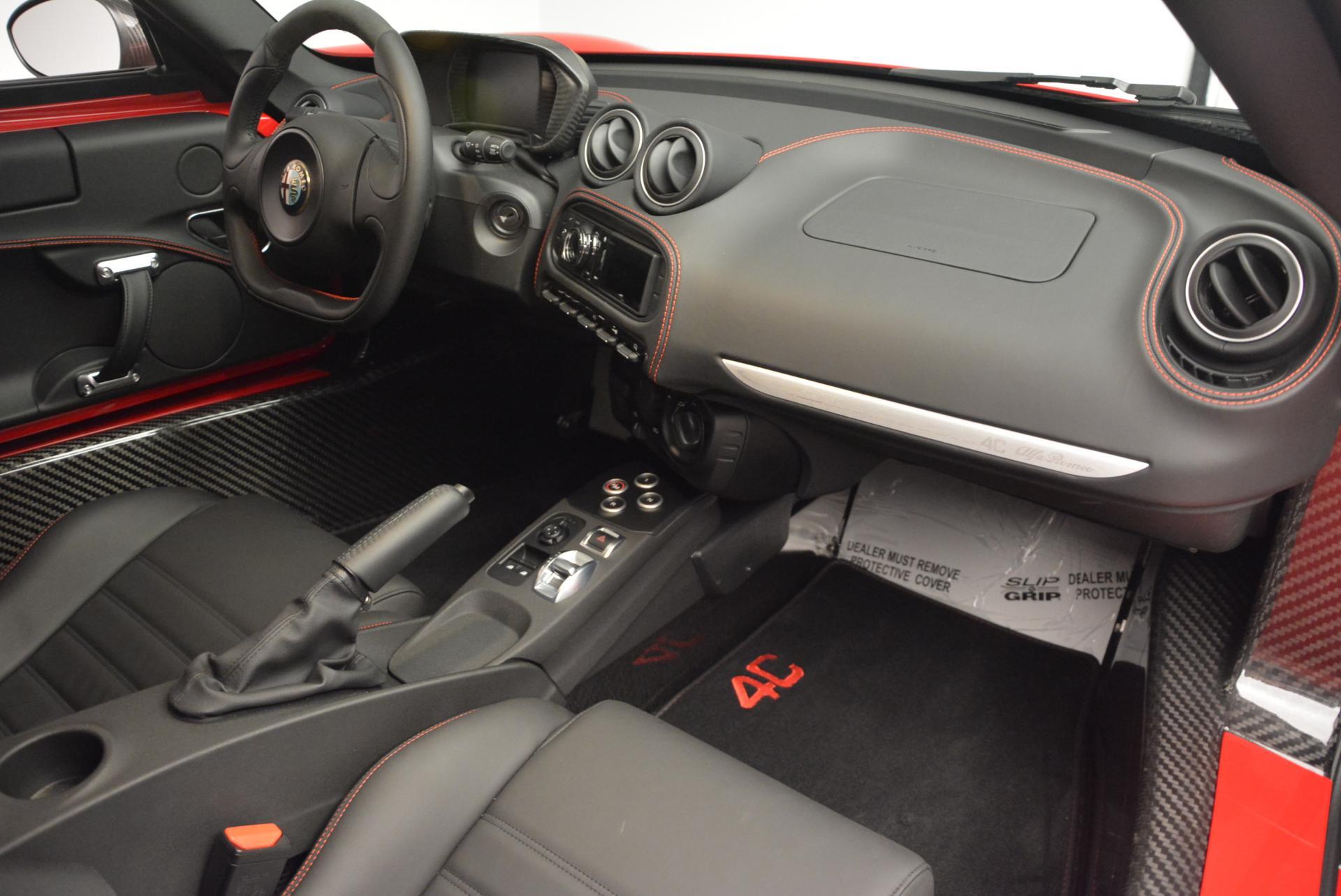 Used 2015 Alfa Romeo 4C  For Sale In Greenwich, CT 8_p20