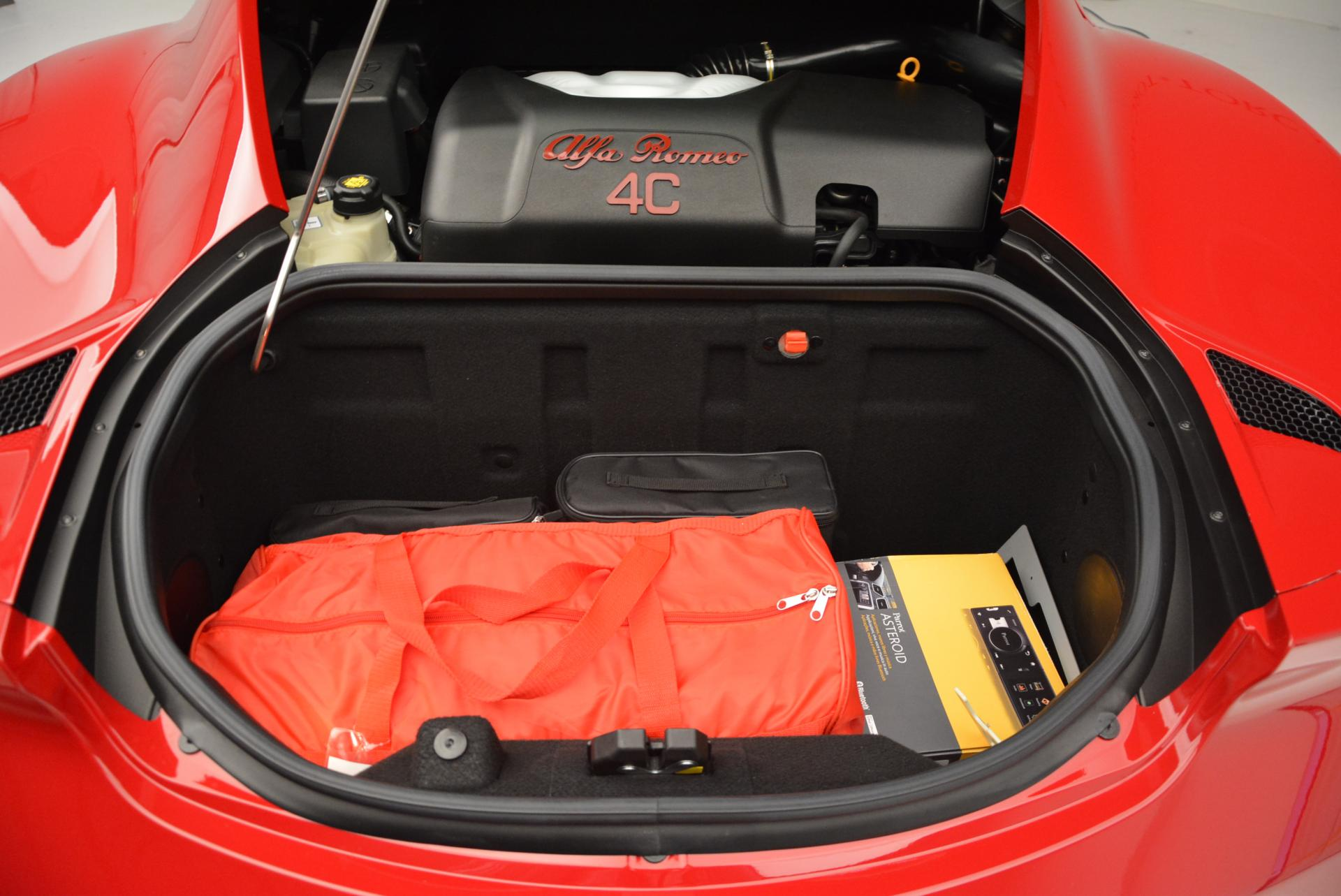 Used 2015 Alfa Romeo 4C  For Sale In Greenwich, CT 8_p23