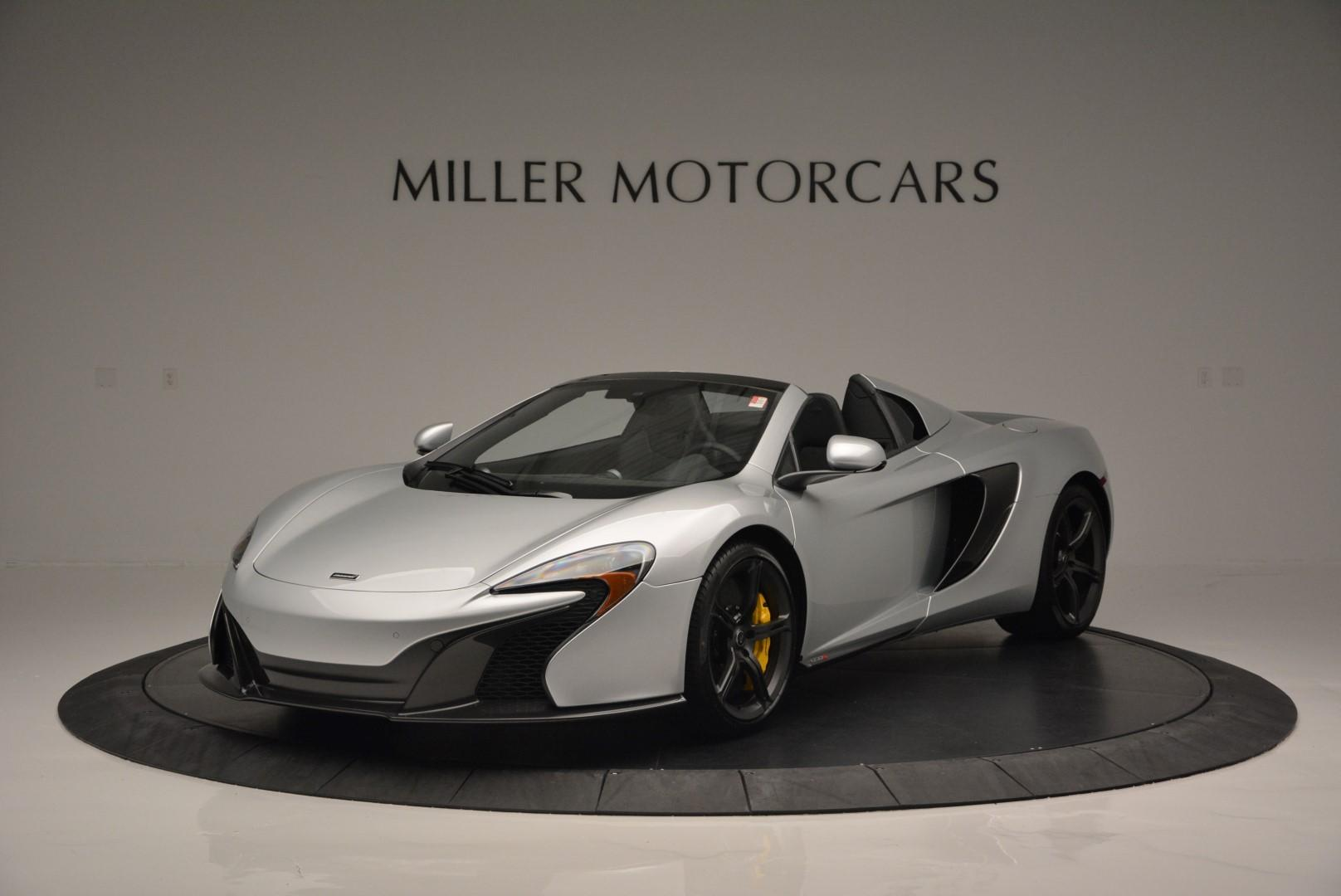 New 2016 McLaren 650S Spider  For Sale In Greenwich, CT 80_main