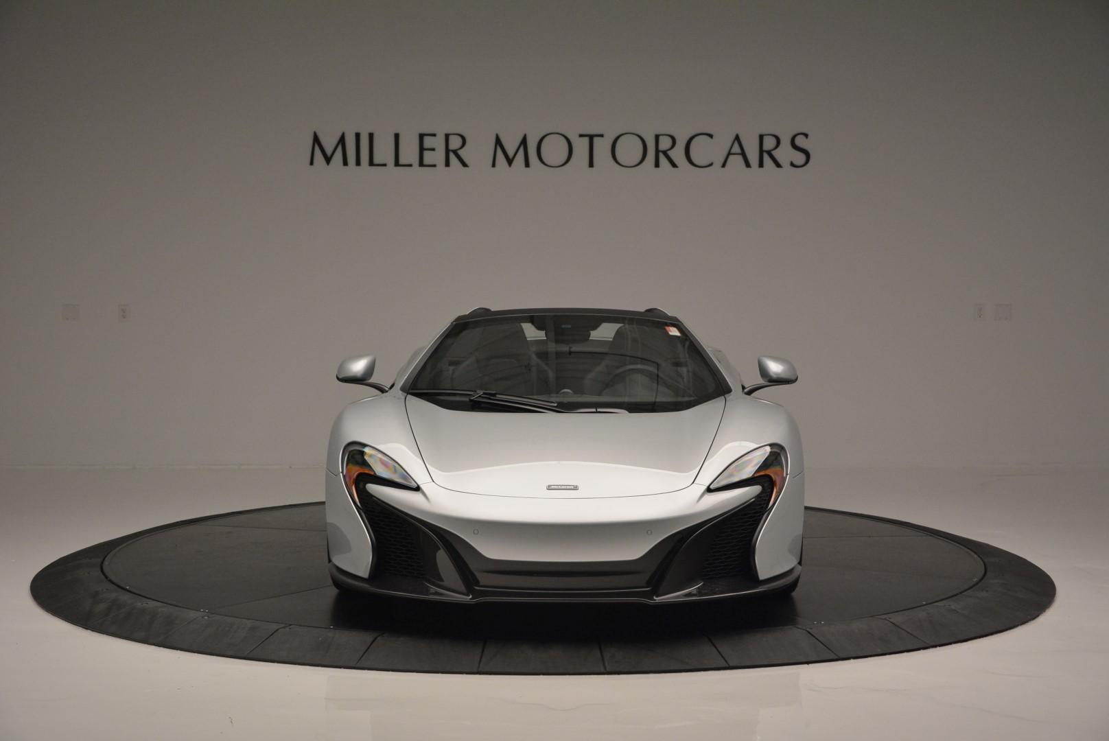 New 2016 McLaren 650S Spider  For Sale In Greenwich, CT 80_p10