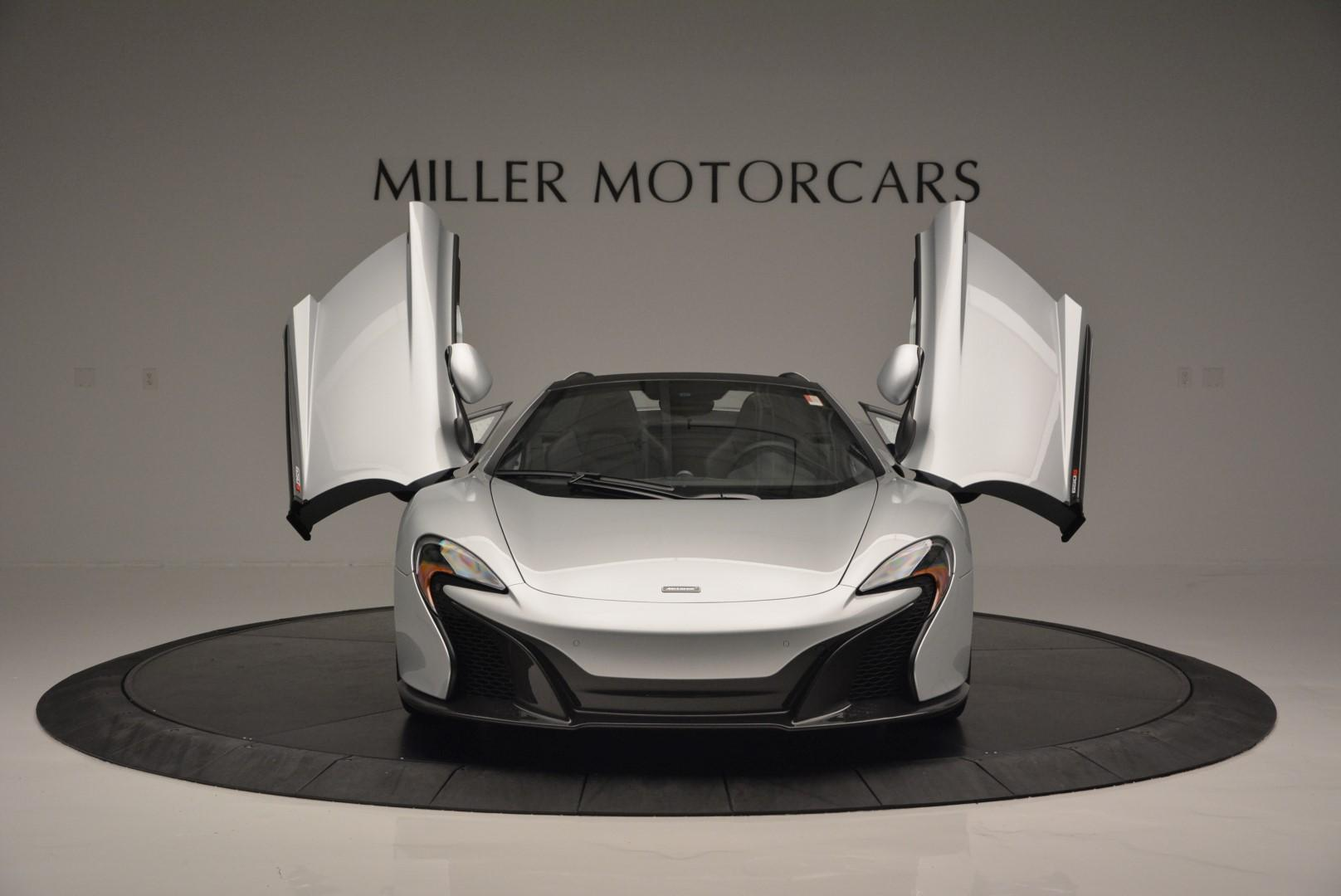 New 2016 McLaren 650S Spider  For Sale In Greenwich, CT 80_p11