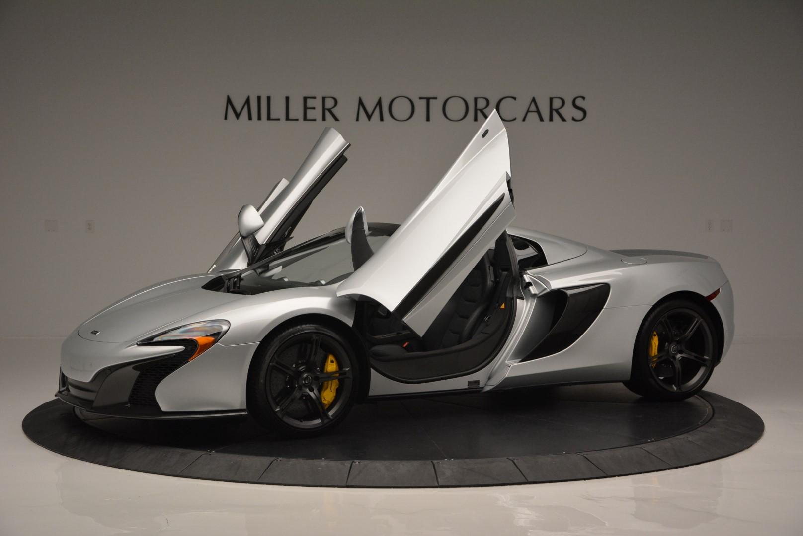 New 2016 McLaren 650S Spider  For Sale In Greenwich, CT 80_p12
