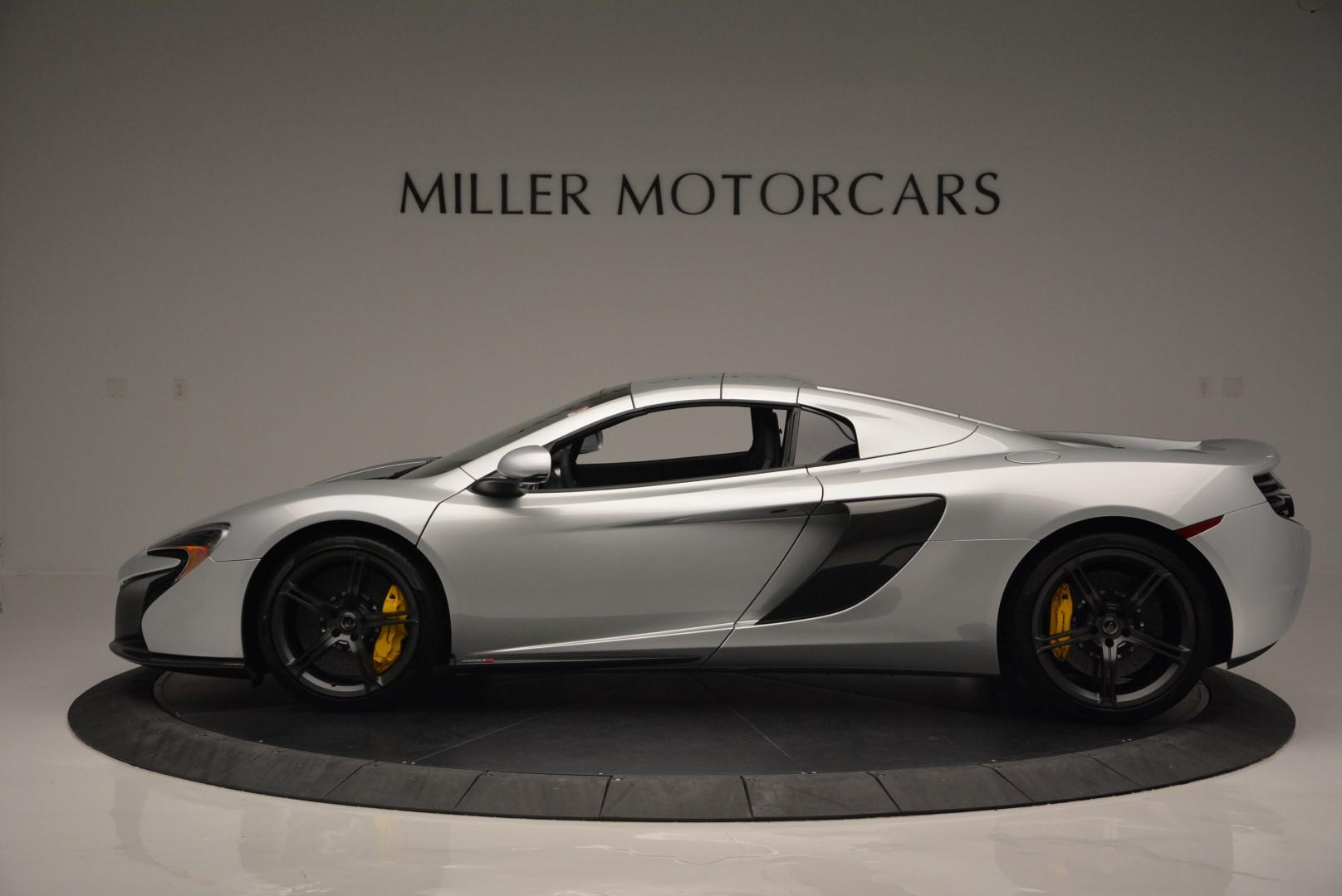 New 2016 McLaren 650S Spider  For Sale In Greenwich, CT 80_p13