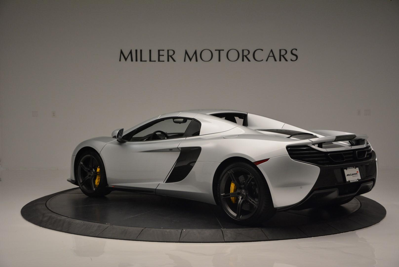 New 2016 McLaren 650S Spider  For Sale In Greenwich, CT 80_p14