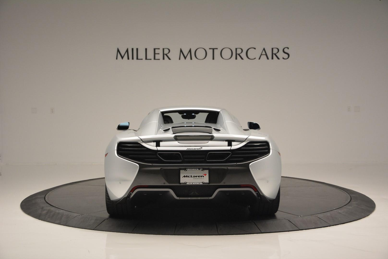 New 2016 McLaren 650S Spider  For Sale In Greenwich, CT 80_p15