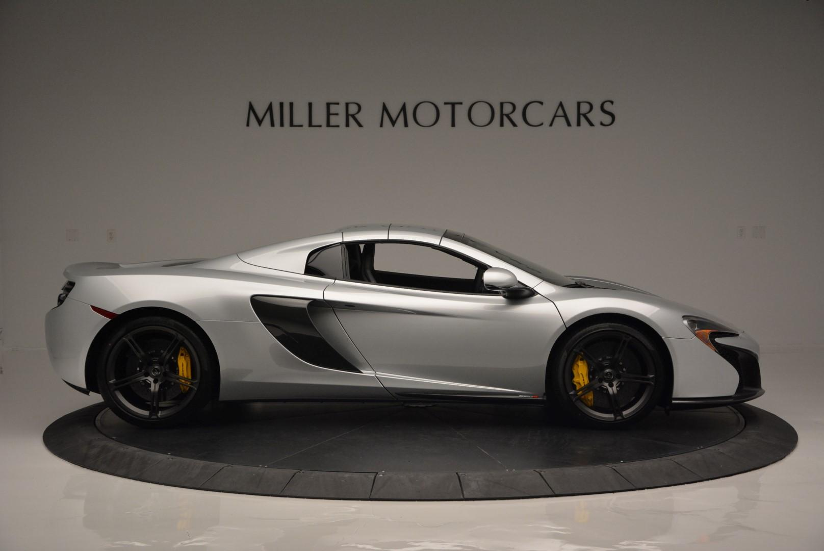 New 2016 McLaren 650S Spider  For Sale In Greenwich, CT 80_p17