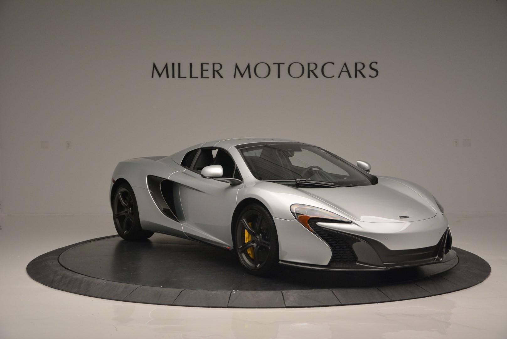 New 2016 McLaren 650S Spider  For Sale In Greenwich, CT 80_p18