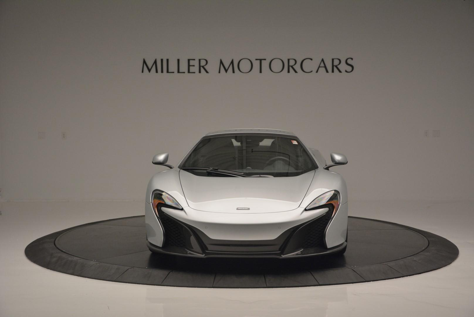 New 2016 McLaren 650S Spider  For Sale In Greenwich, CT 80_p19