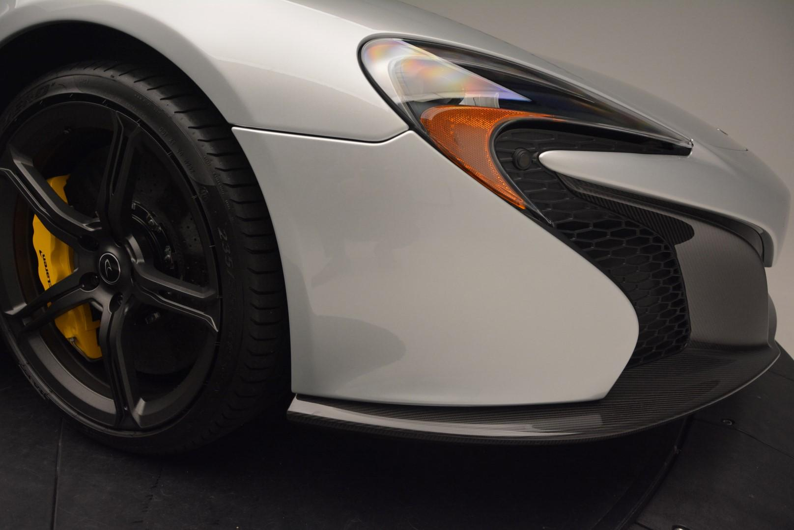 New 2016 McLaren 650S Spider  For Sale In Greenwich, CT 80_p28