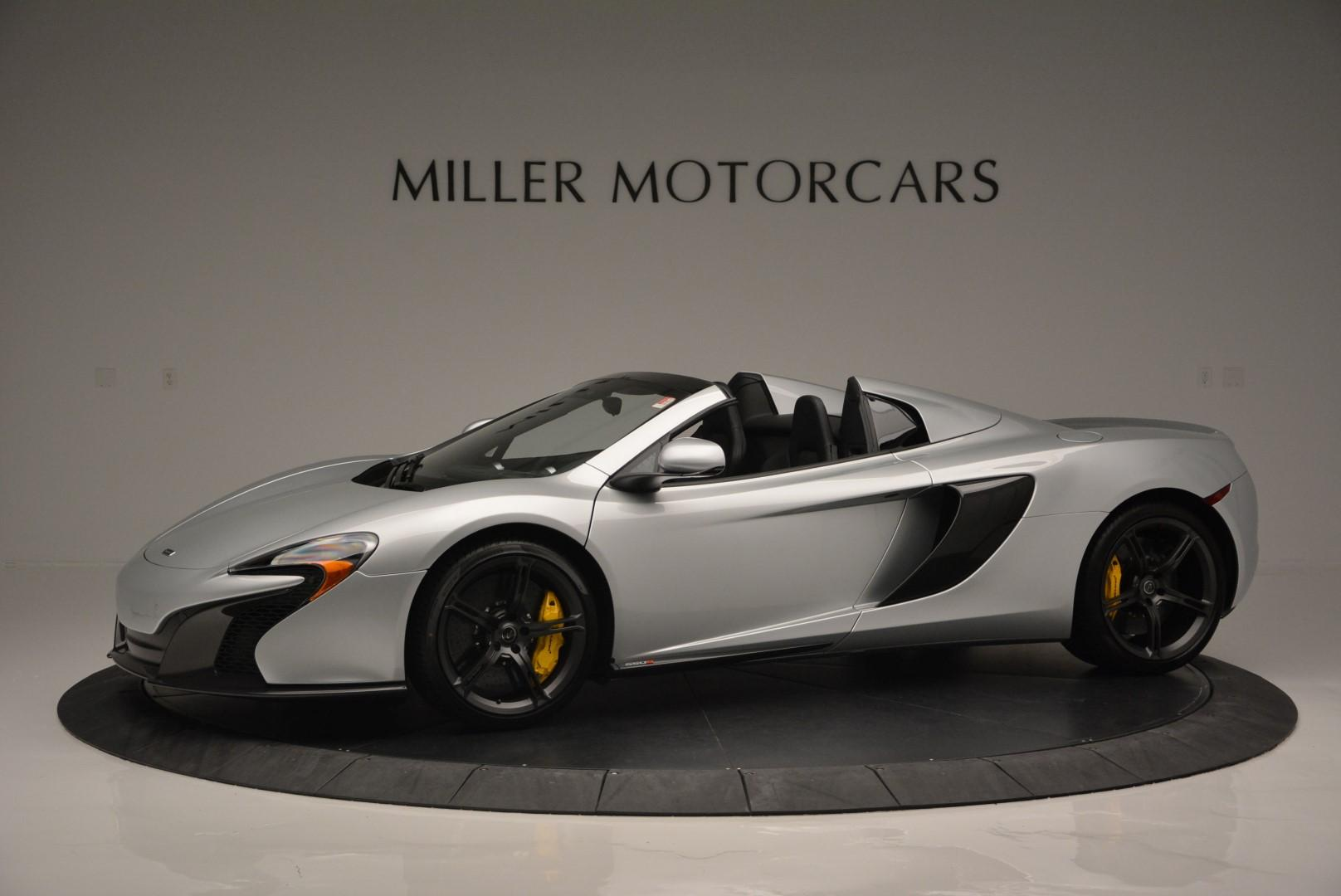 New 2016 McLaren 650S Spider  For Sale In Greenwich, CT 80_p2