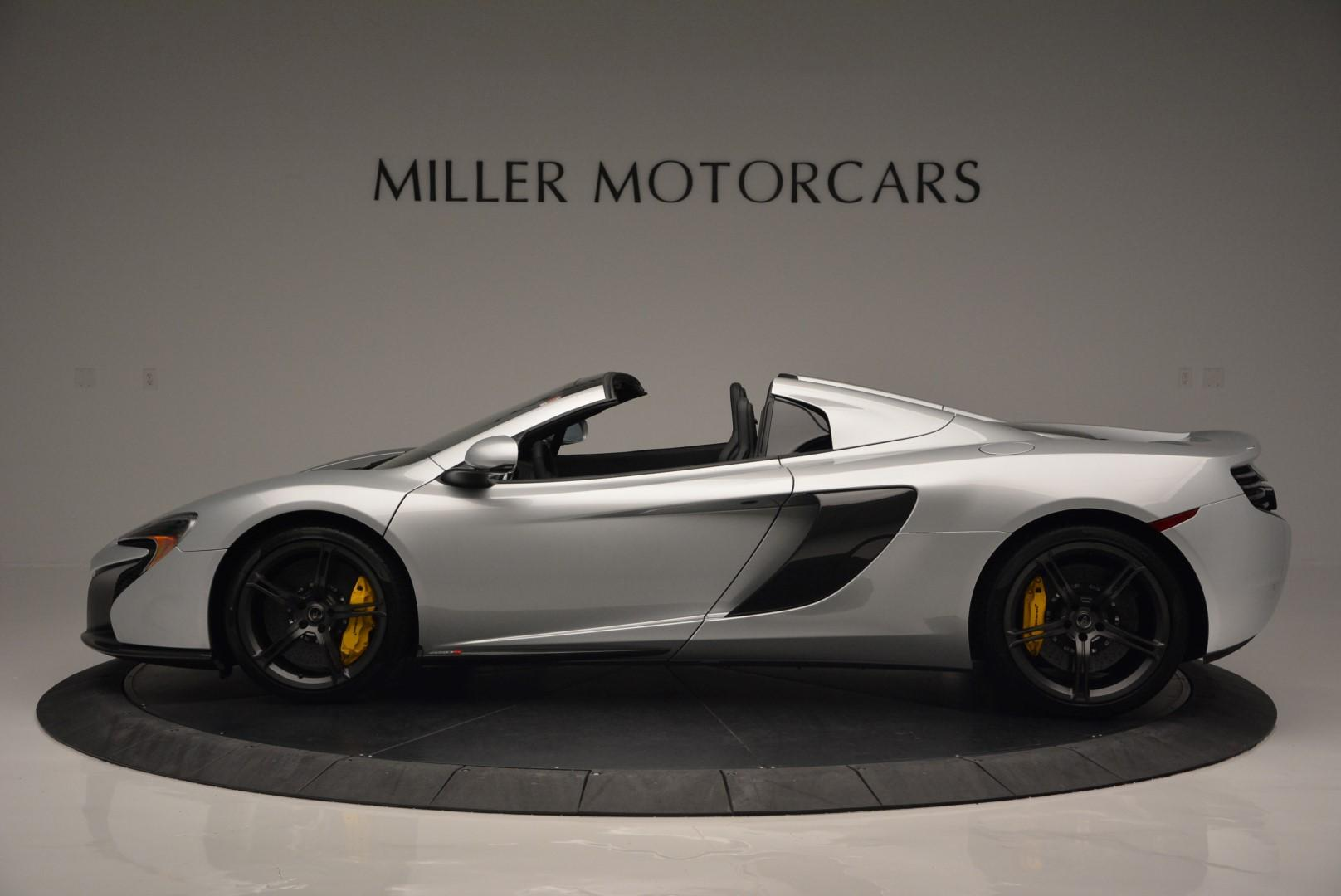 New 2016 McLaren 650S Spider  For Sale In Greenwich, CT 80_p3