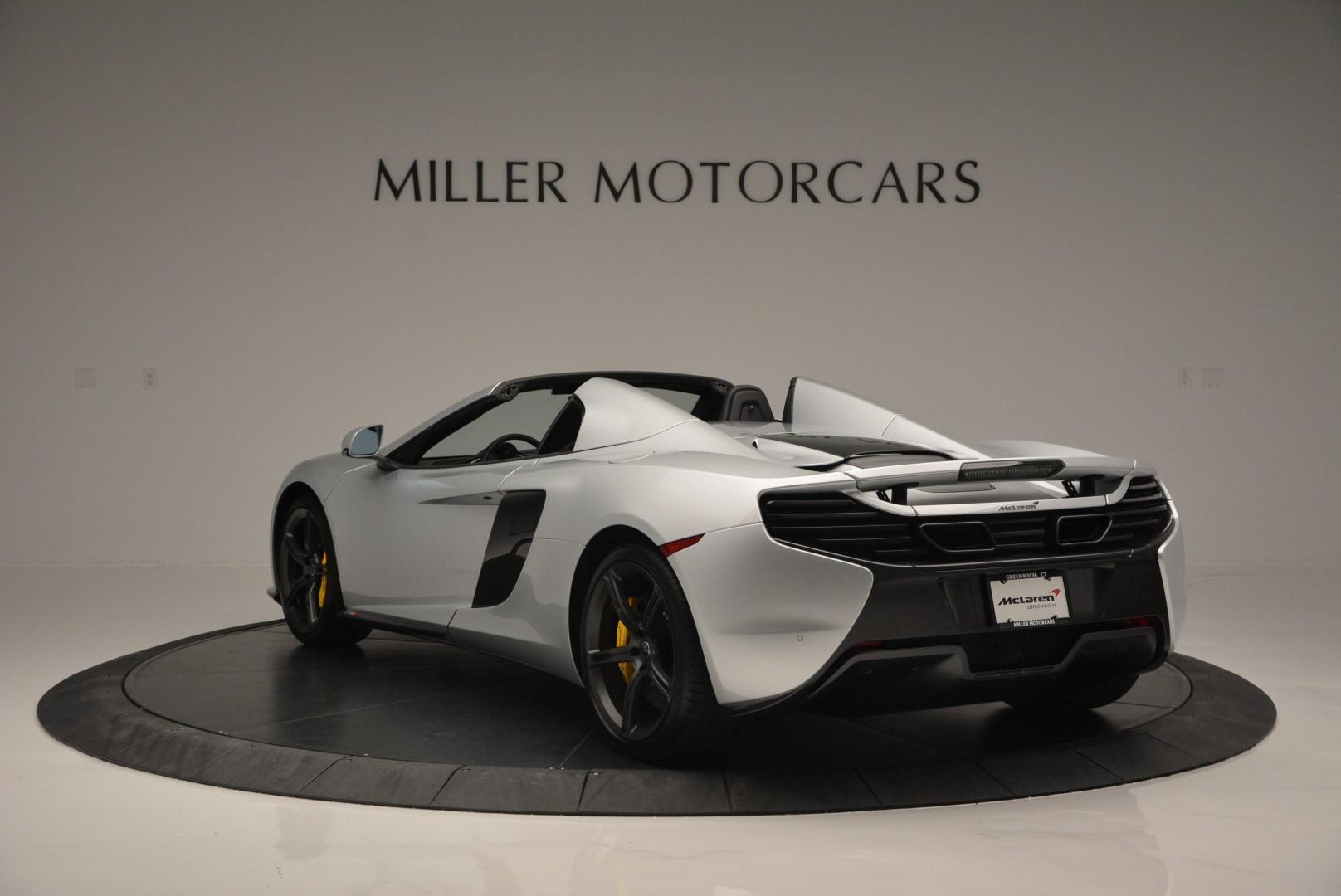 New 2016 McLaren 650S Spider  For Sale In Greenwich, CT 80_p6