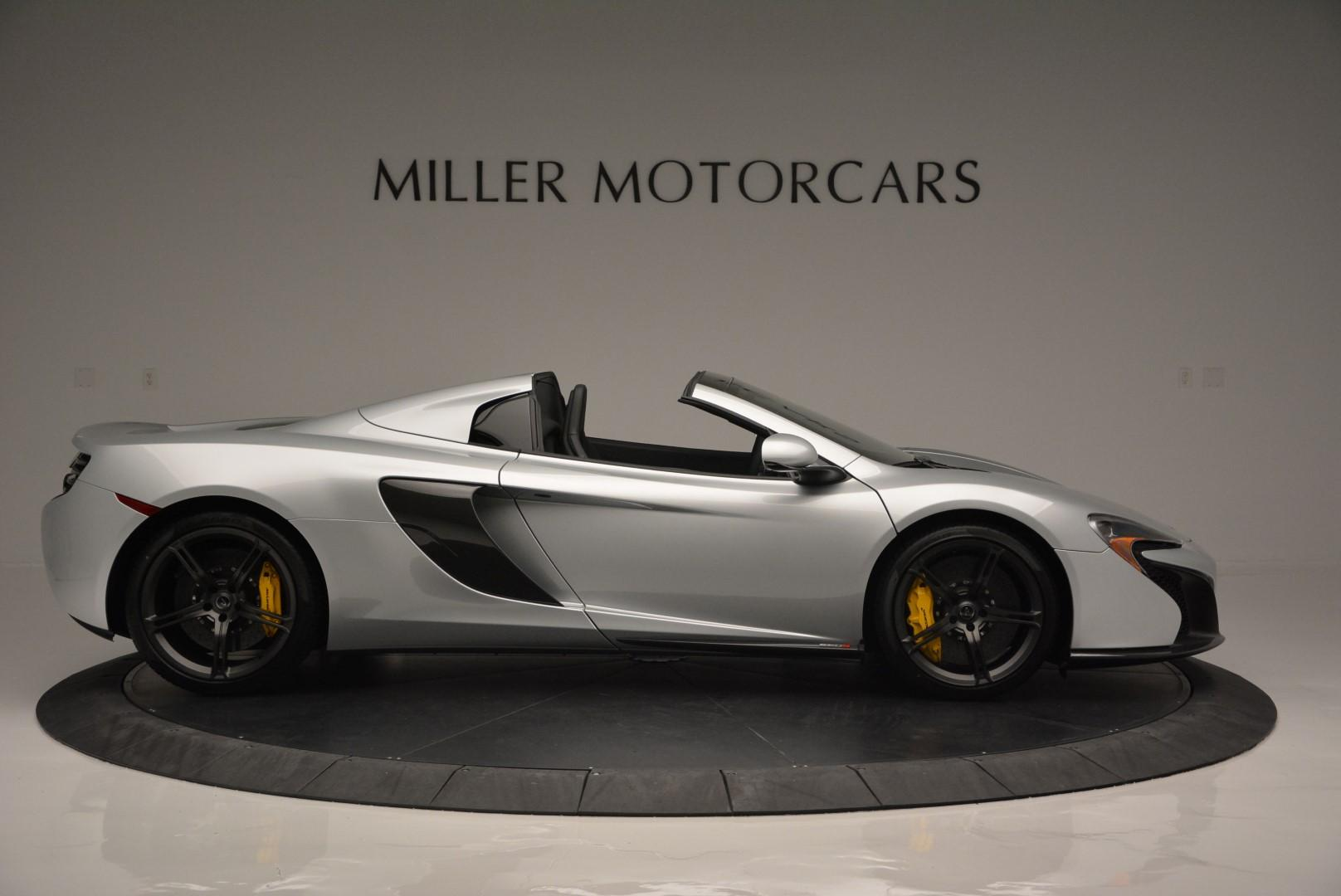 New 2016 McLaren 650S Spider  For Sale In Greenwich, CT 80_p7