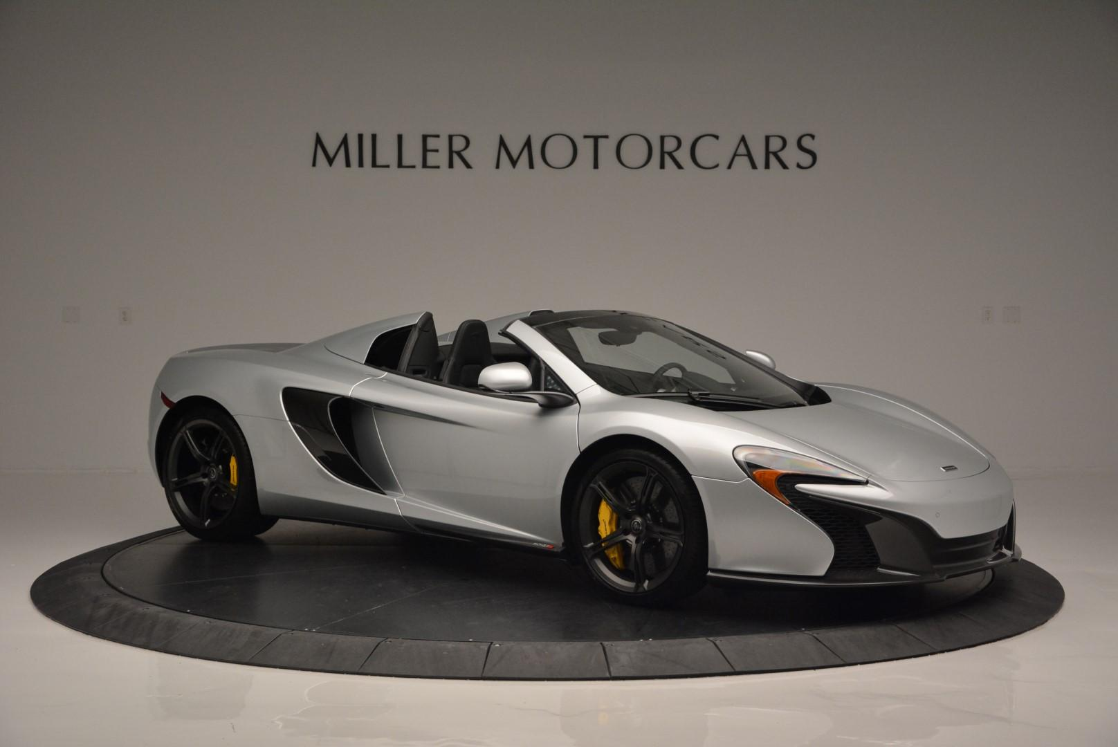 New 2016 McLaren 650S Spider  For Sale In Greenwich, CT 80_p8