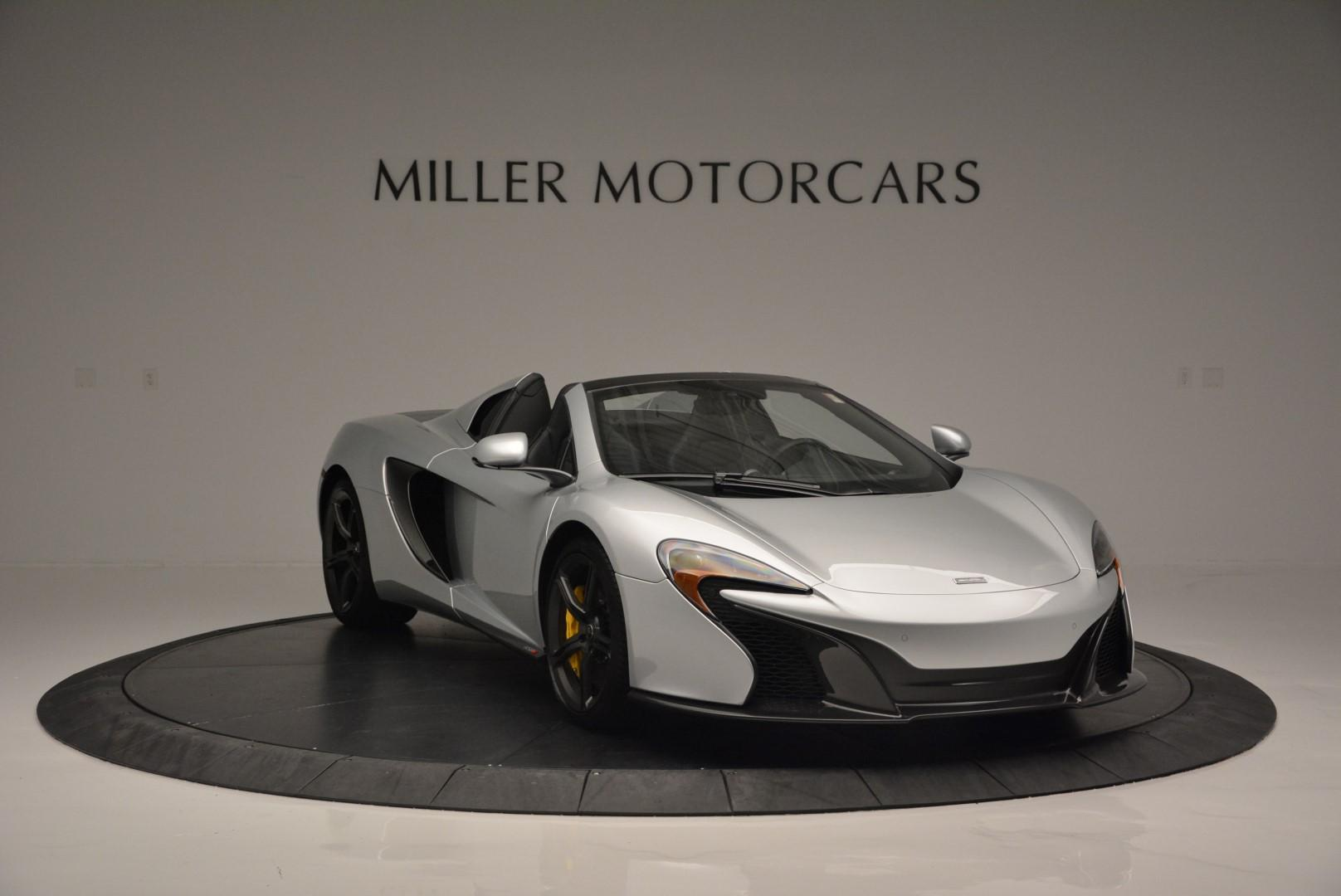 New 2016 McLaren 650S Spider  For Sale In Greenwich, CT 80_p9